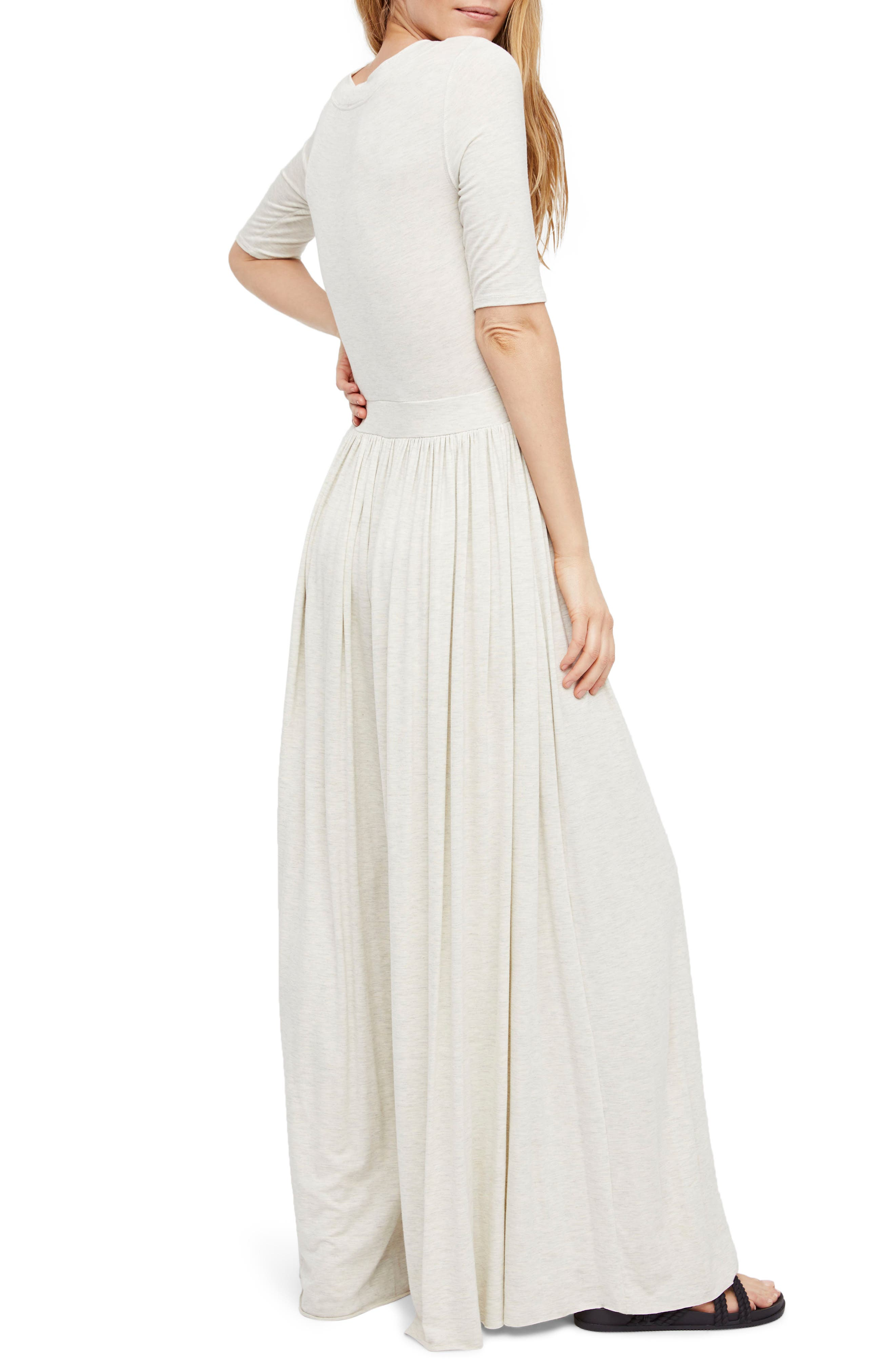 Endless Summer by Free People Rosebowl Jumpsuit,                             Alternate thumbnail 2, color,                             Neutral
