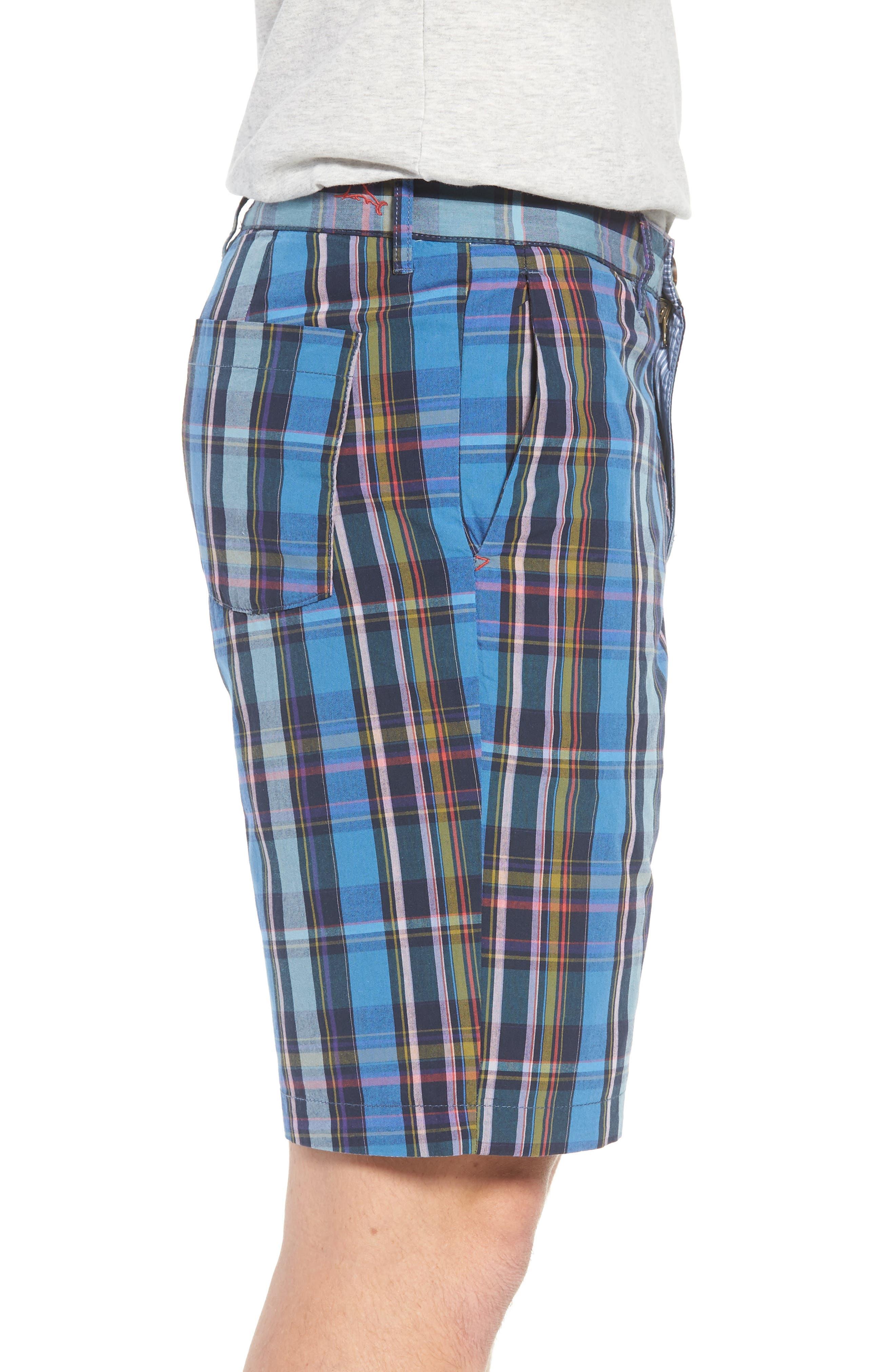 Make it a Duble Classic Fit Reversible Shorts,                             Alternate thumbnail 3, color,                             White