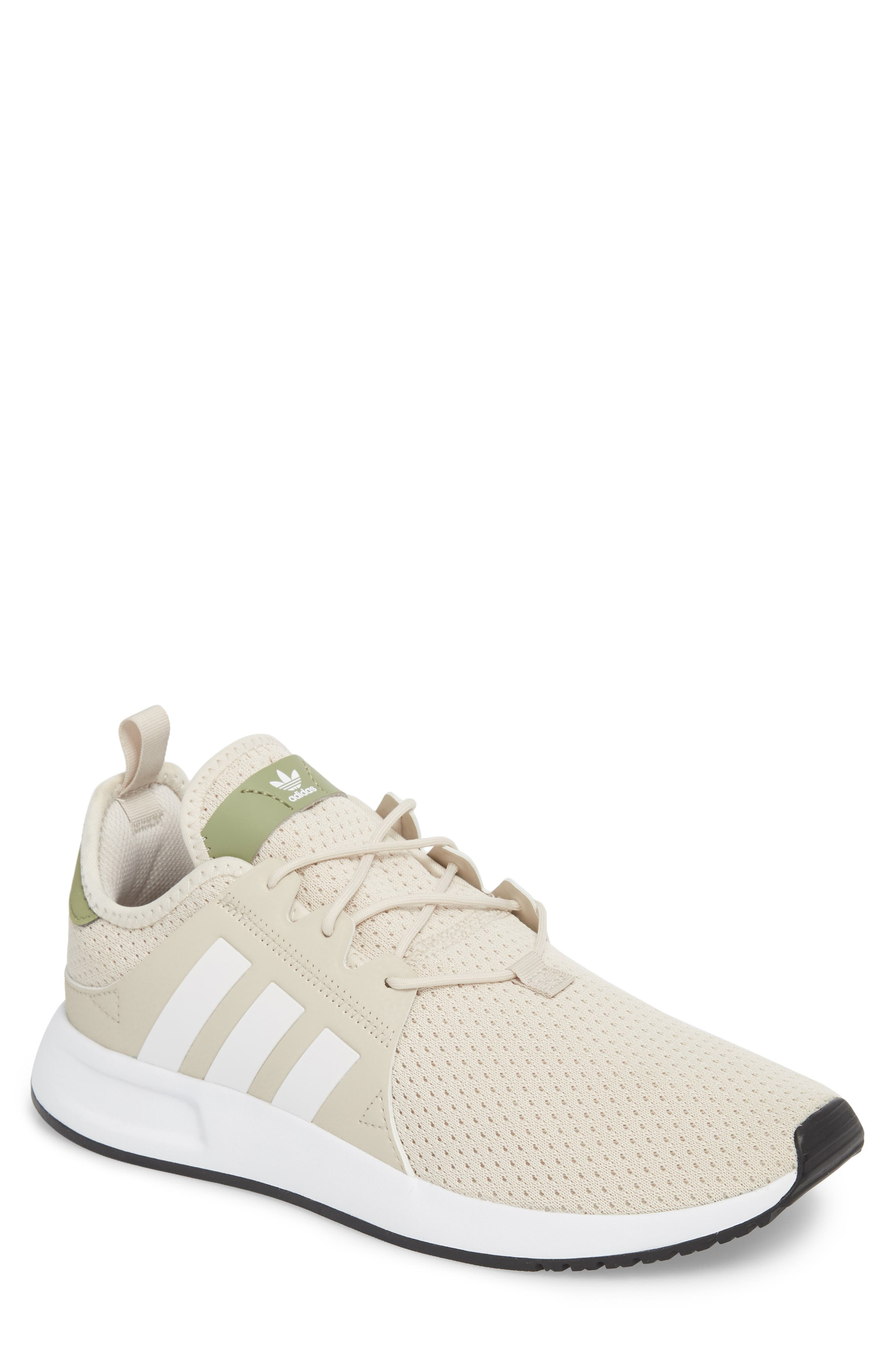 X_PLR Sneaker,                         Main,                         color, Brown/ White / Trace Cargo