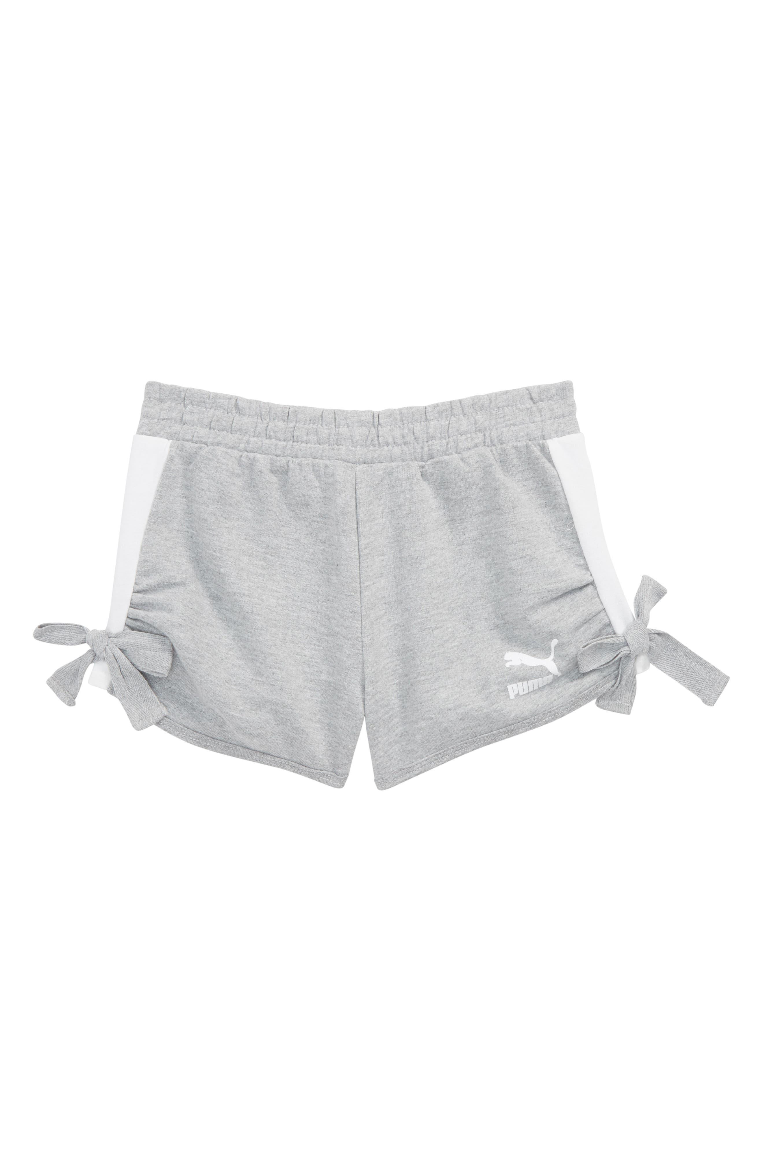 PUMA Bow Shorts (Big Girls)