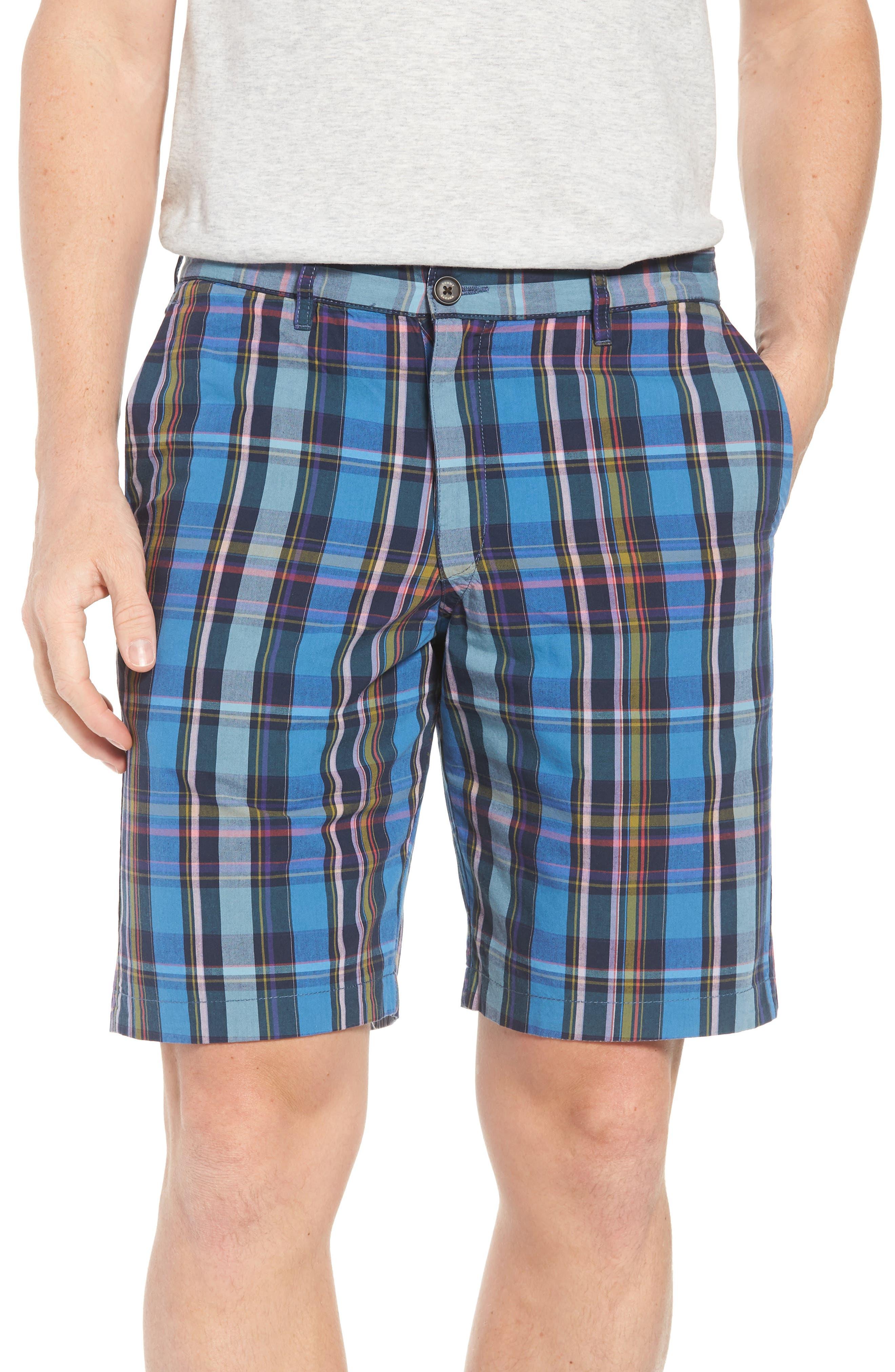 Make it a Duble Classic Fit Reversible Shorts,                             Main thumbnail 1, color,                             White