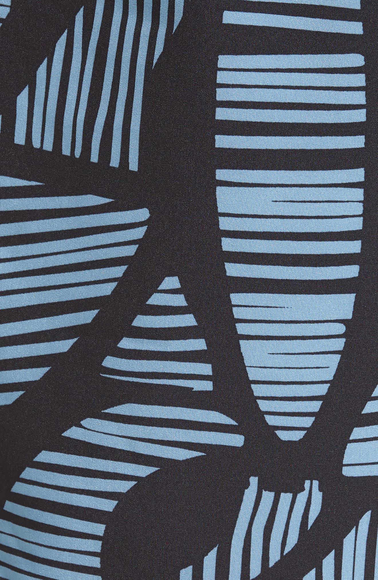 Odysea Board Shorts,                             Alternate thumbnail 4, color,                             Black