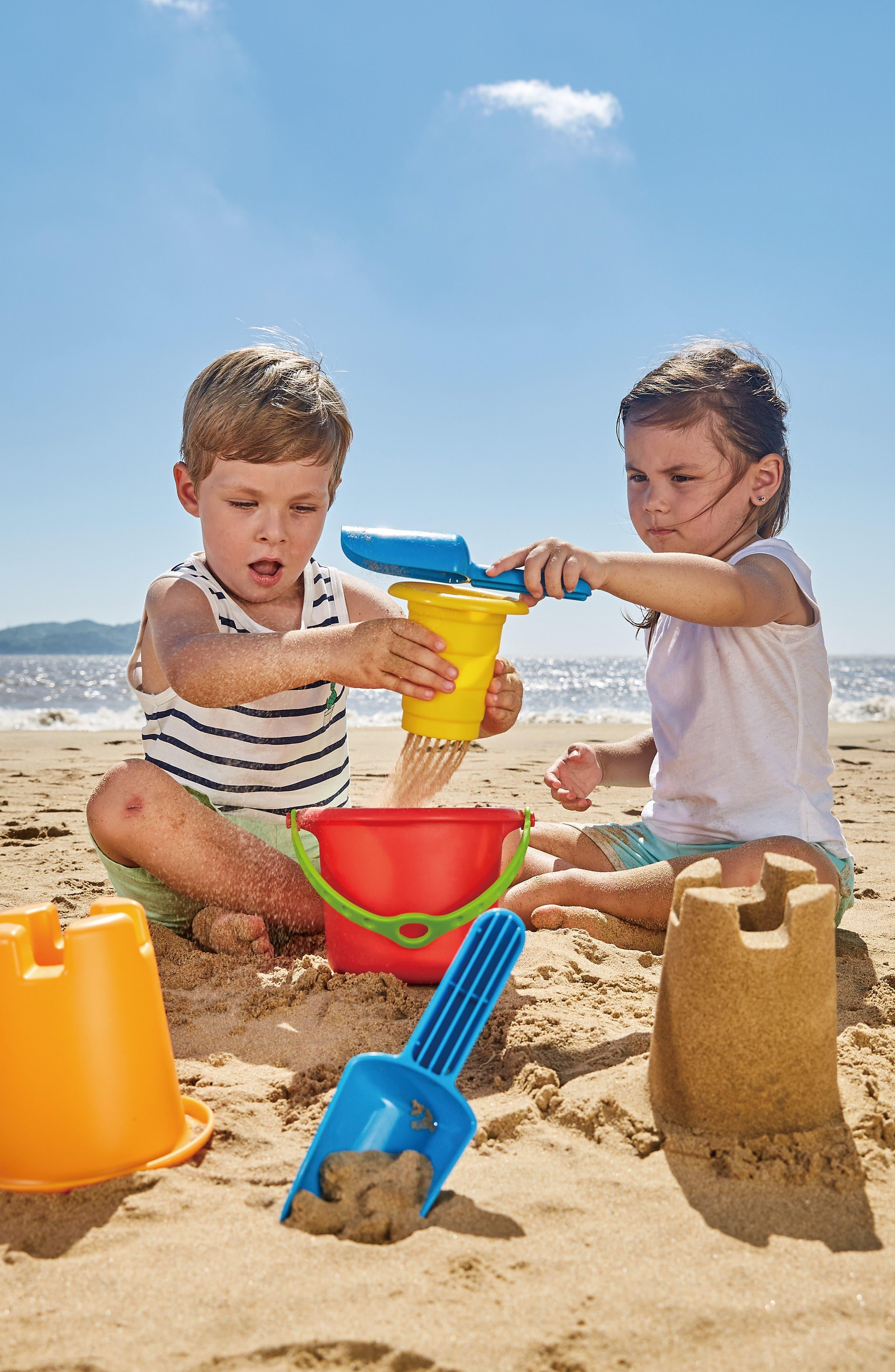 5-in-1 Beach Toy Kit,                             Alternate thumbnail 3, color,                             Multi
