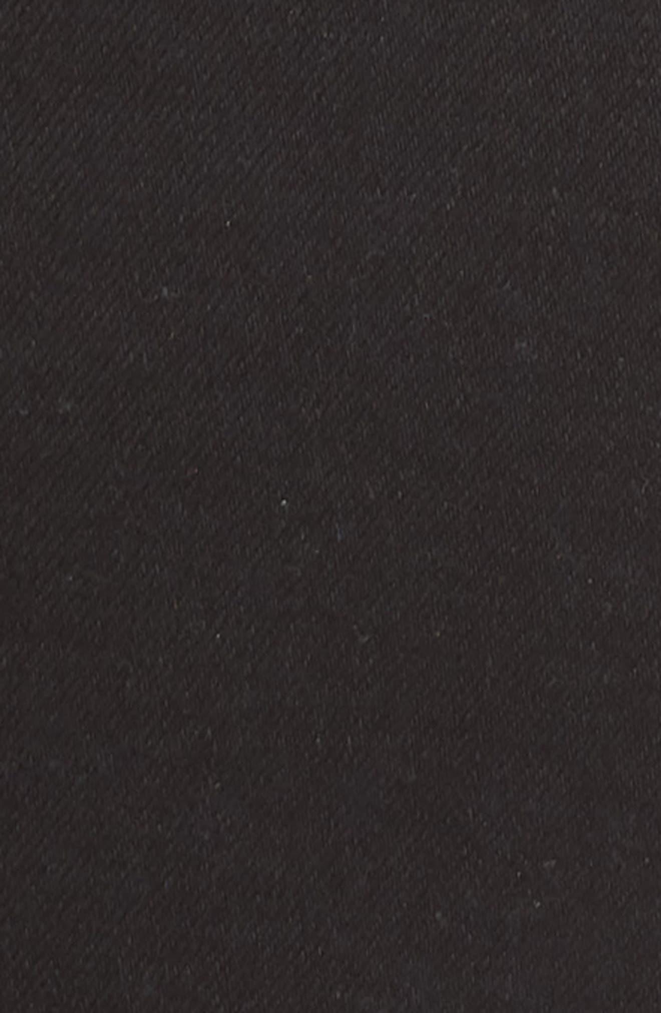 Stud Detail Denim Shorts,                             Alternate thumbnail 6, color,                             Cyclone