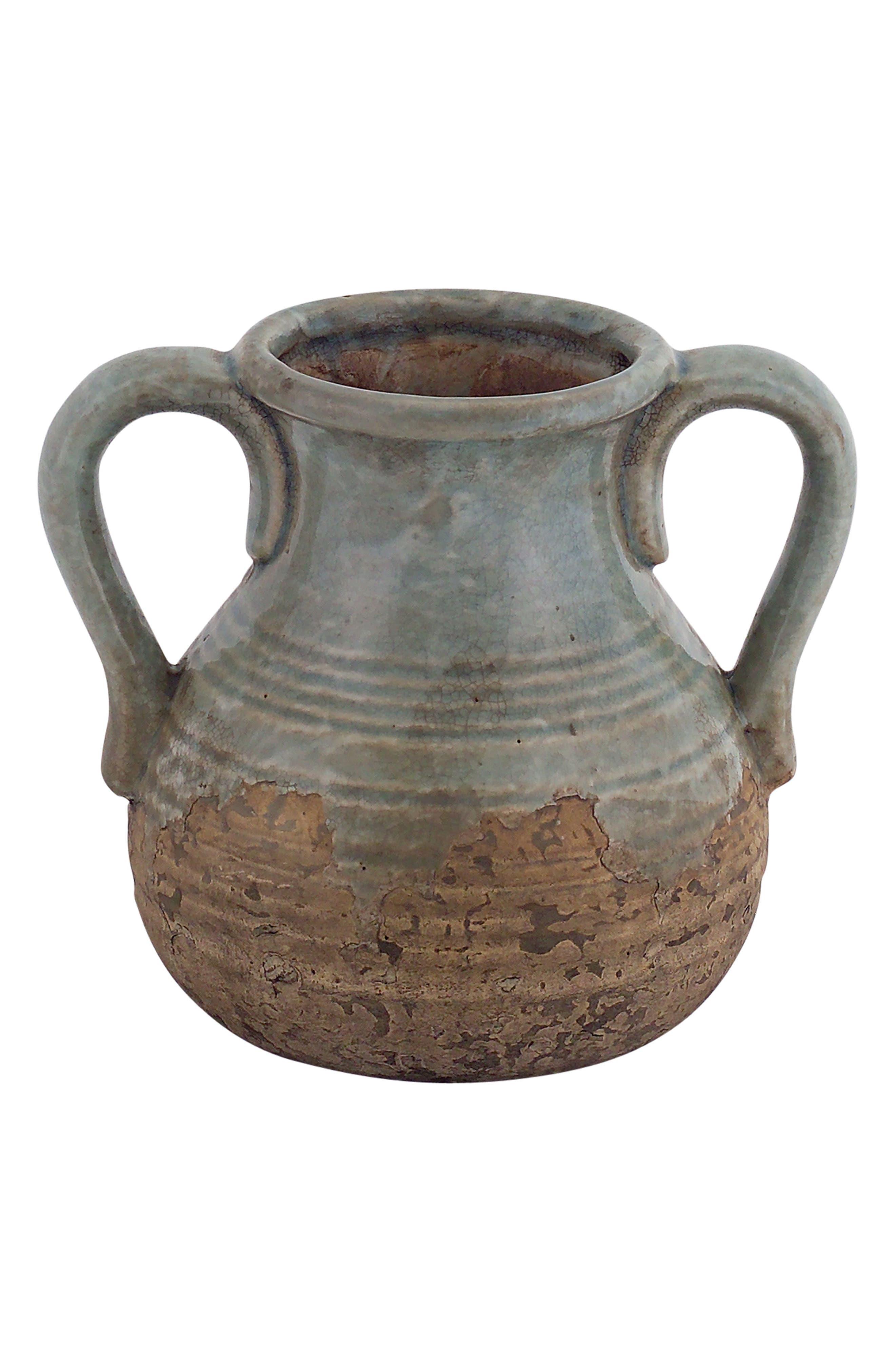 Melrose Gifts Stoneware Vase