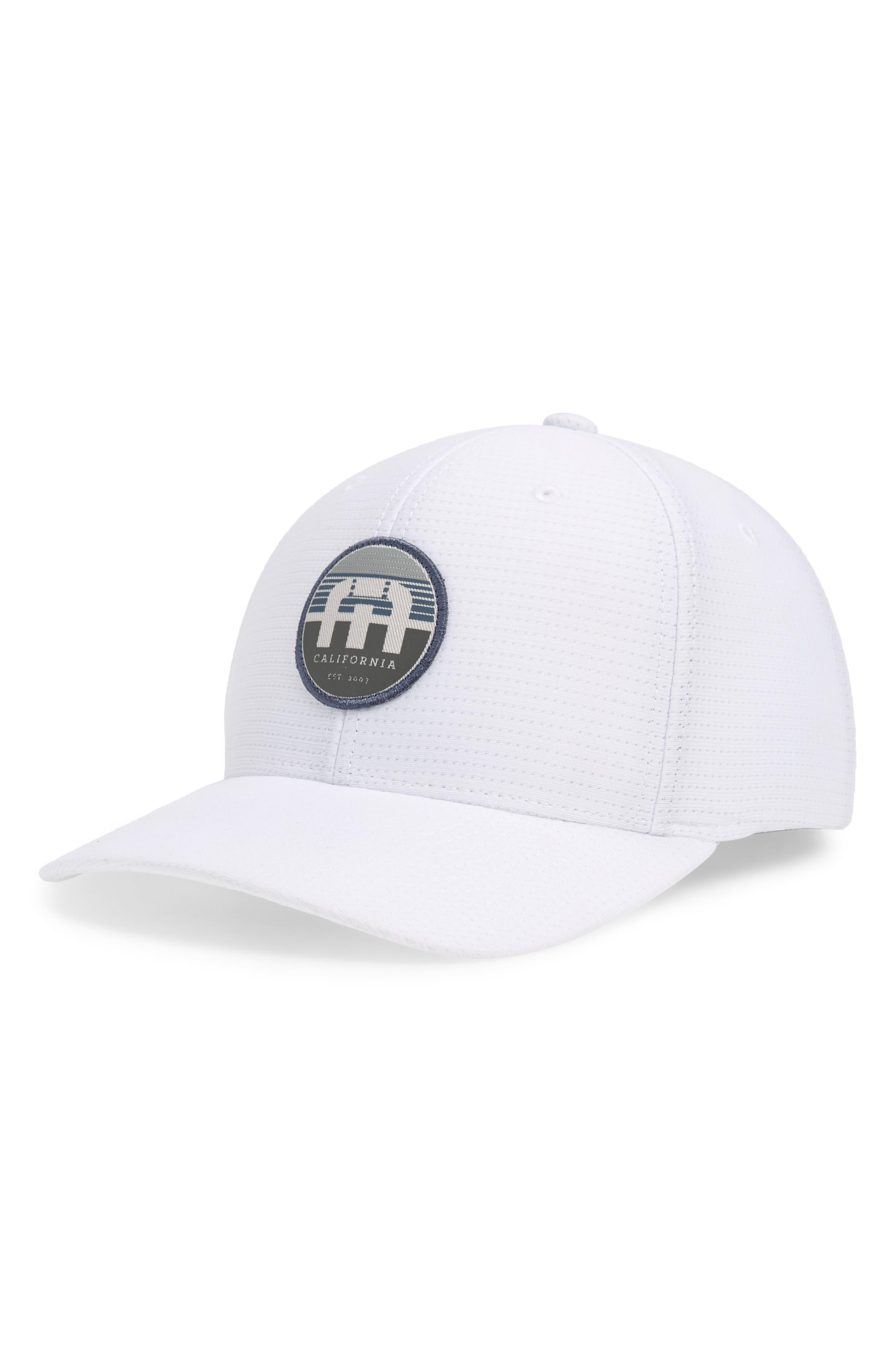 Septor Ball Cap,                         Main,                         color, White