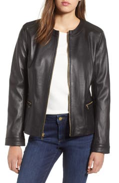 Black Cole Haan Outerwear For Women Nordstrom