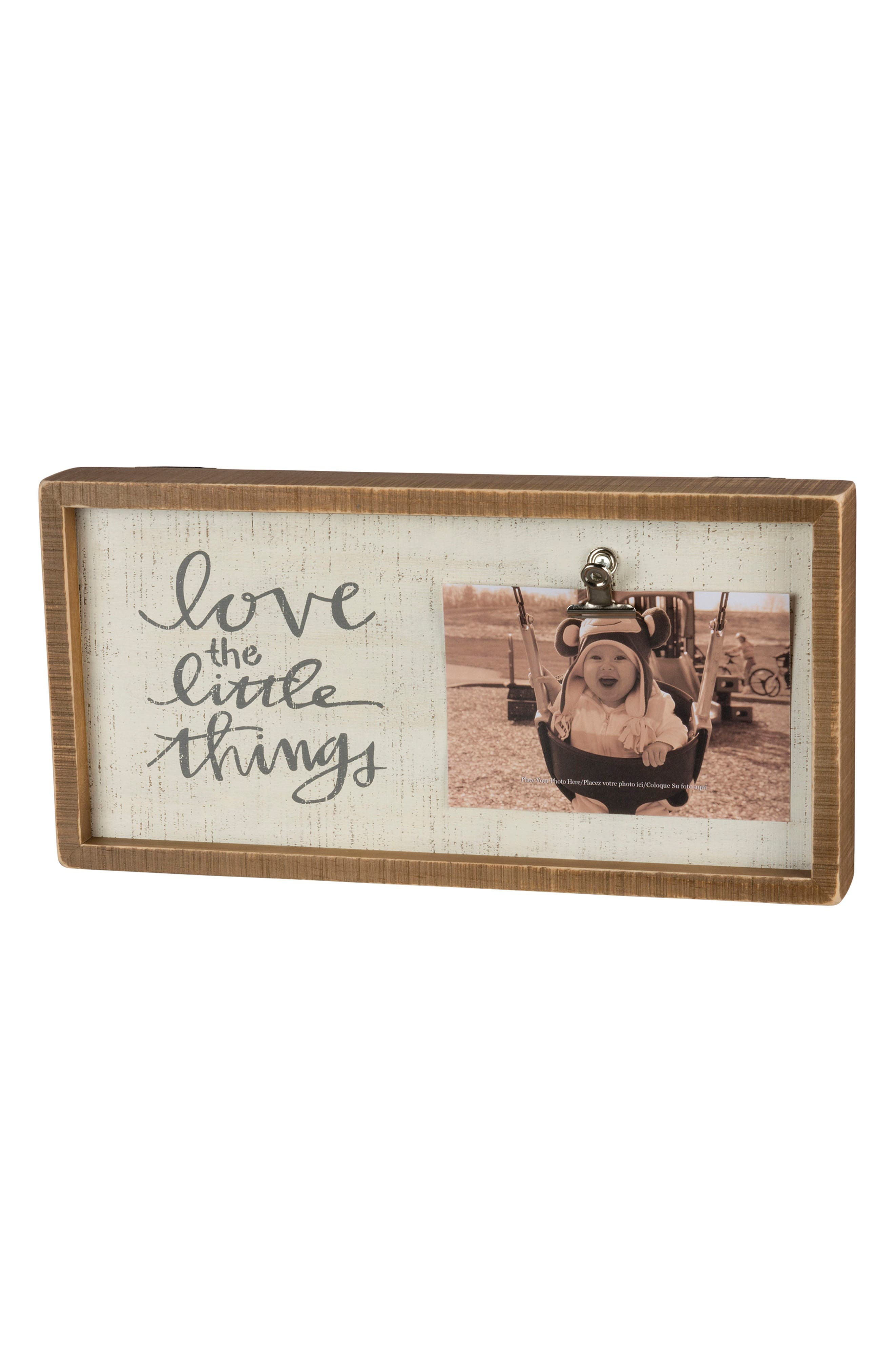 Primitives by Kathy Little Things Reverse Picture Frame