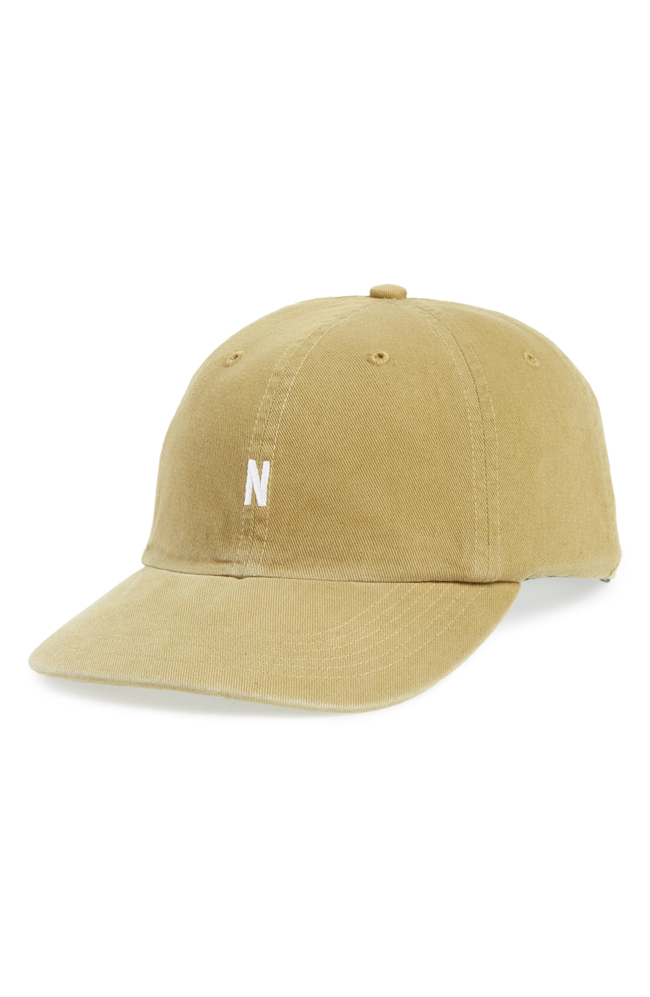 Norse Projects Twill Ball Cap