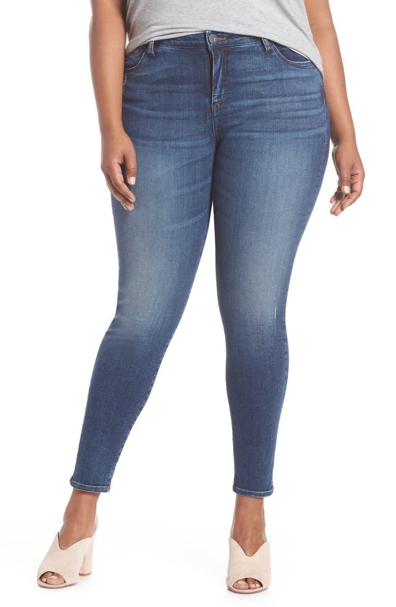 Diana Stretch Skinny Jeans