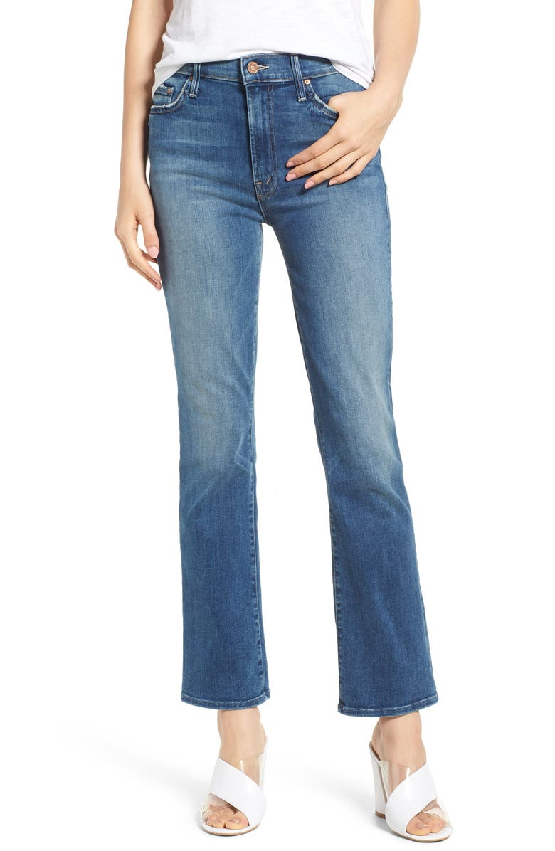 The Insider Ankle Bootcut Jeans