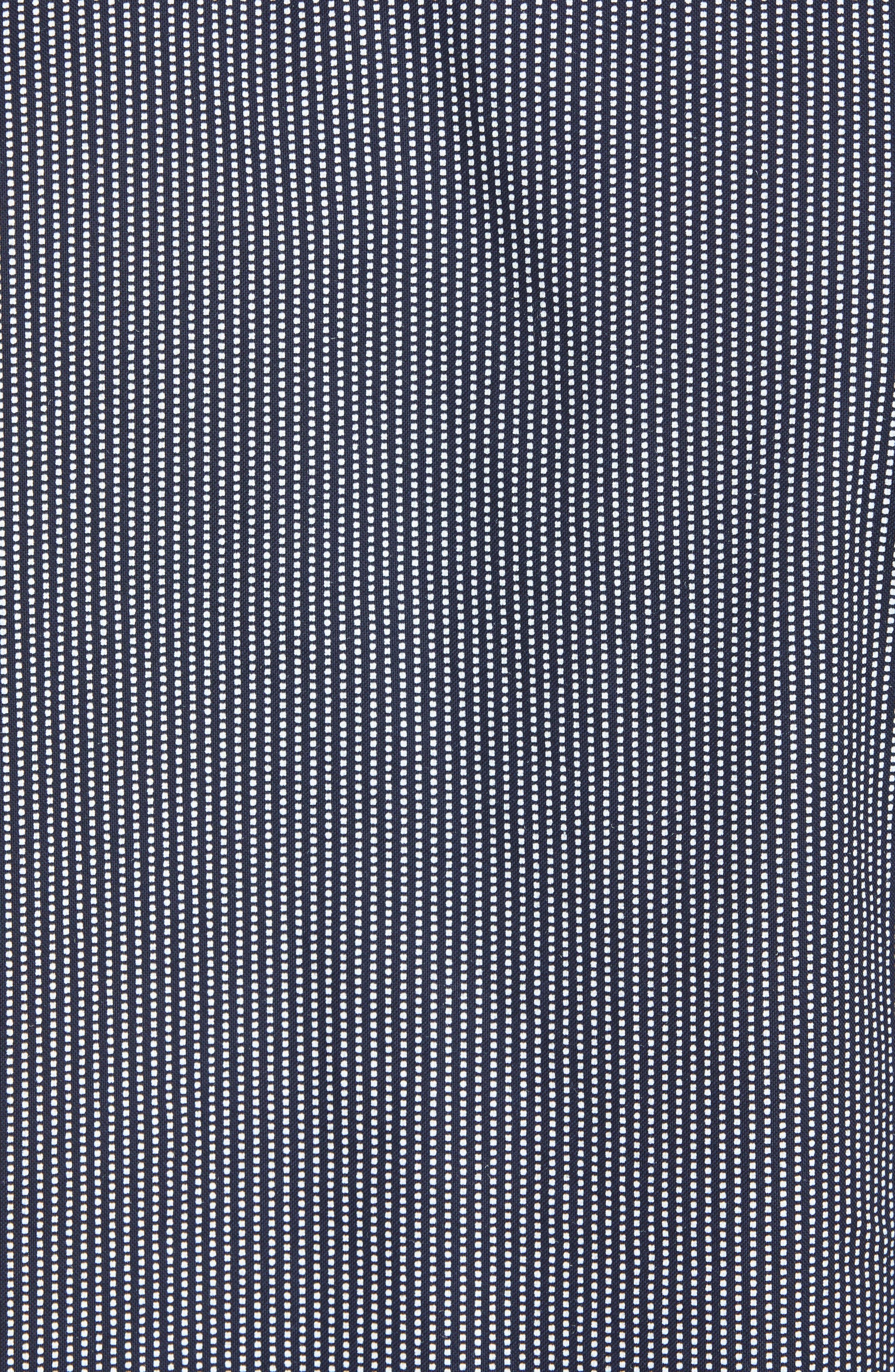 Bristum Straight Ref Shirt,                             Alternate thumbnail 5, color,                             Sartho Blue/ Milk