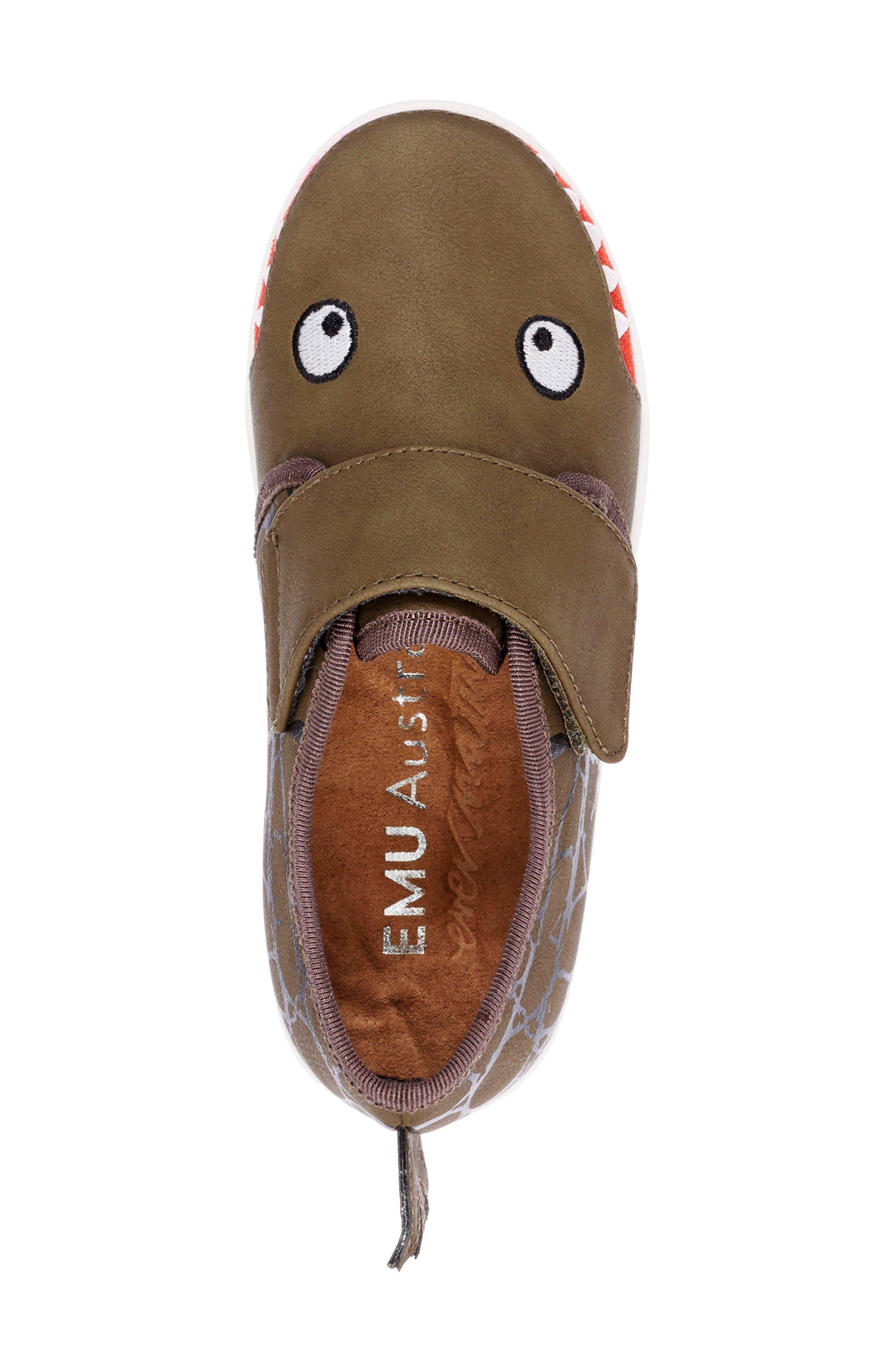 Sneaker,                             Alternate thumbnail 4, color,                             Khaki