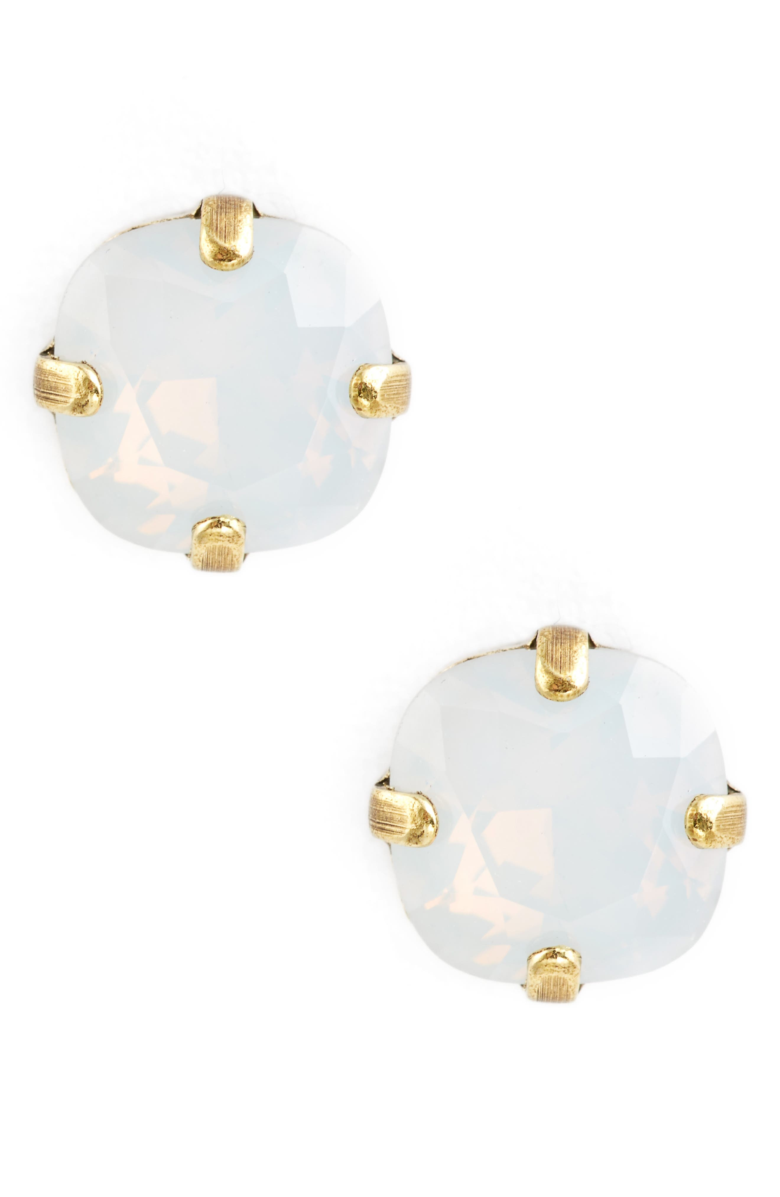 ONE & ONLY CRYSTAL EARRINGS