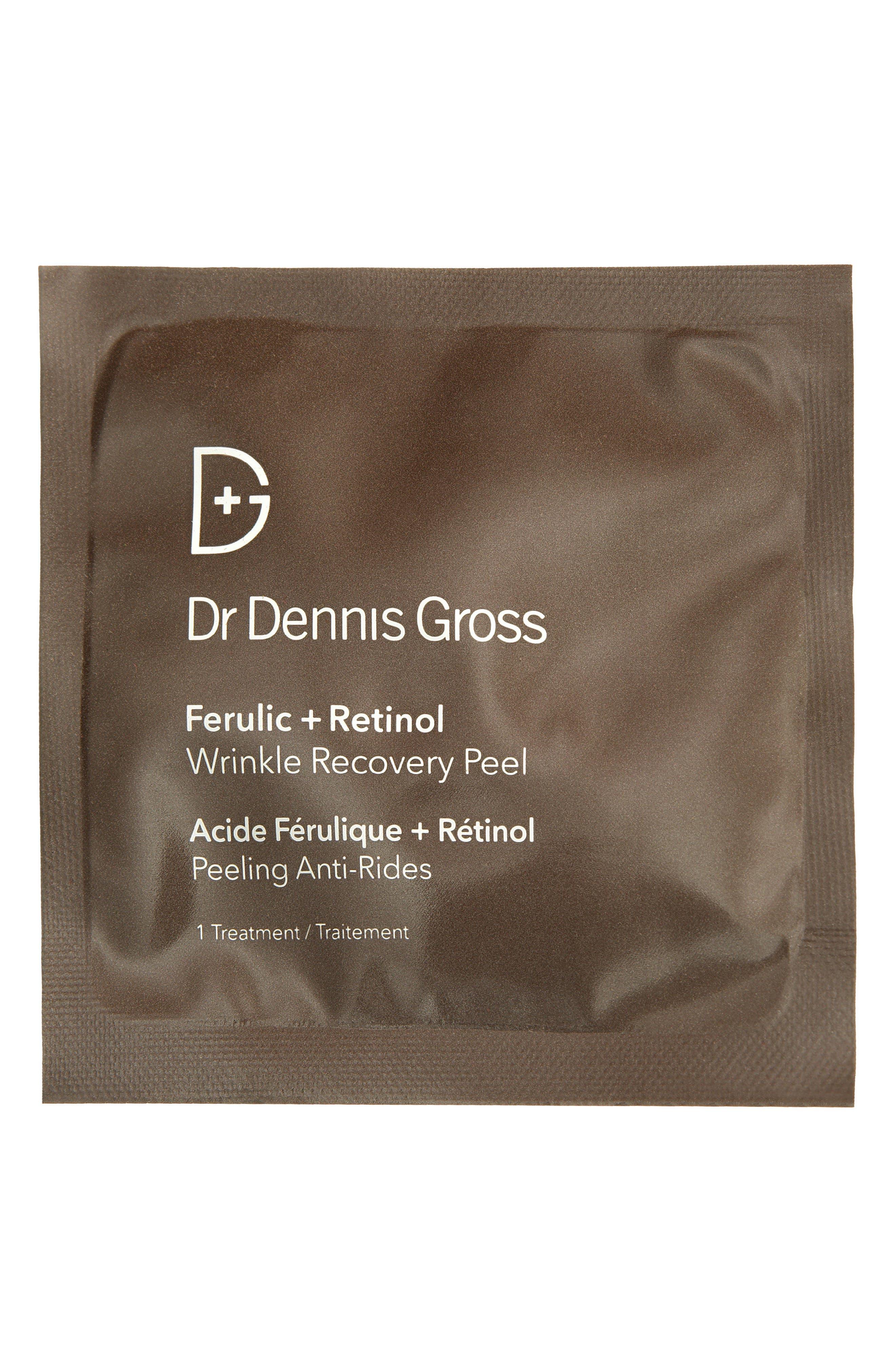'Ferulic + Retinol' Wrinkle Recovery Peel,                             Alternate thumbnail 3, color,                             No Color