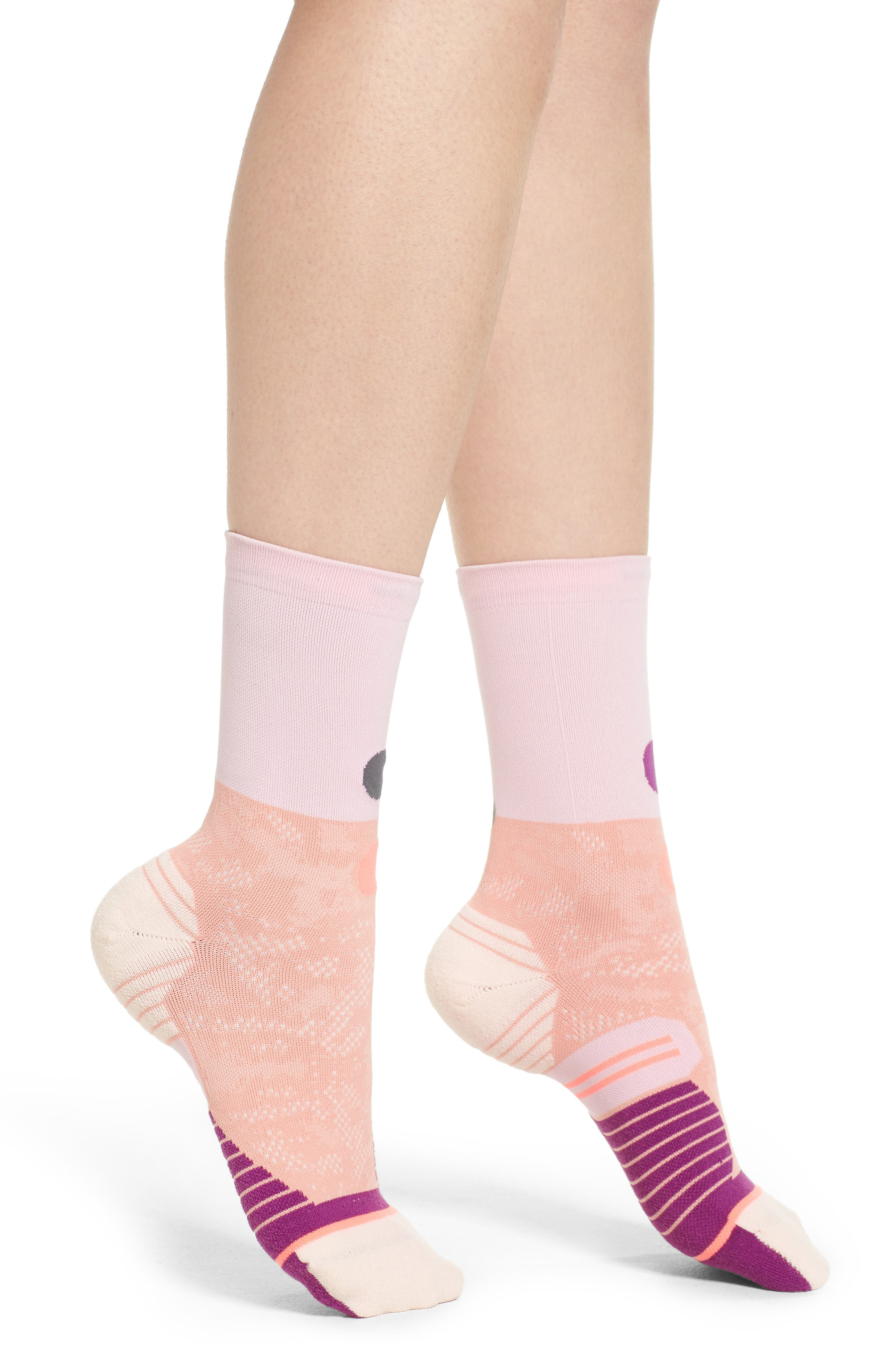 Stance Corral Crew Running Socks