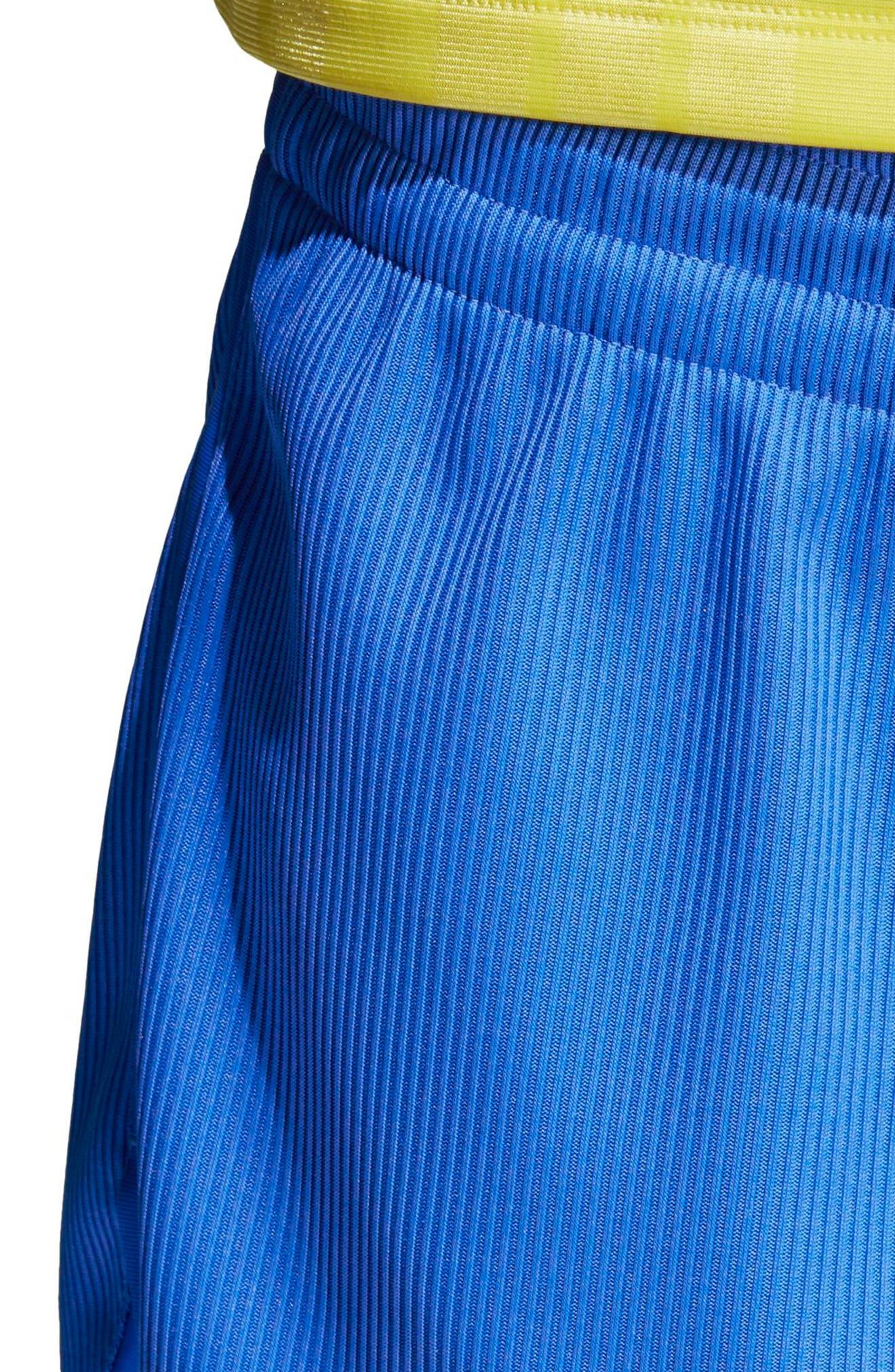 Originals Fashion League Shorts,                             Alternate thumbnail 4, color,                             Hi-Res Blue