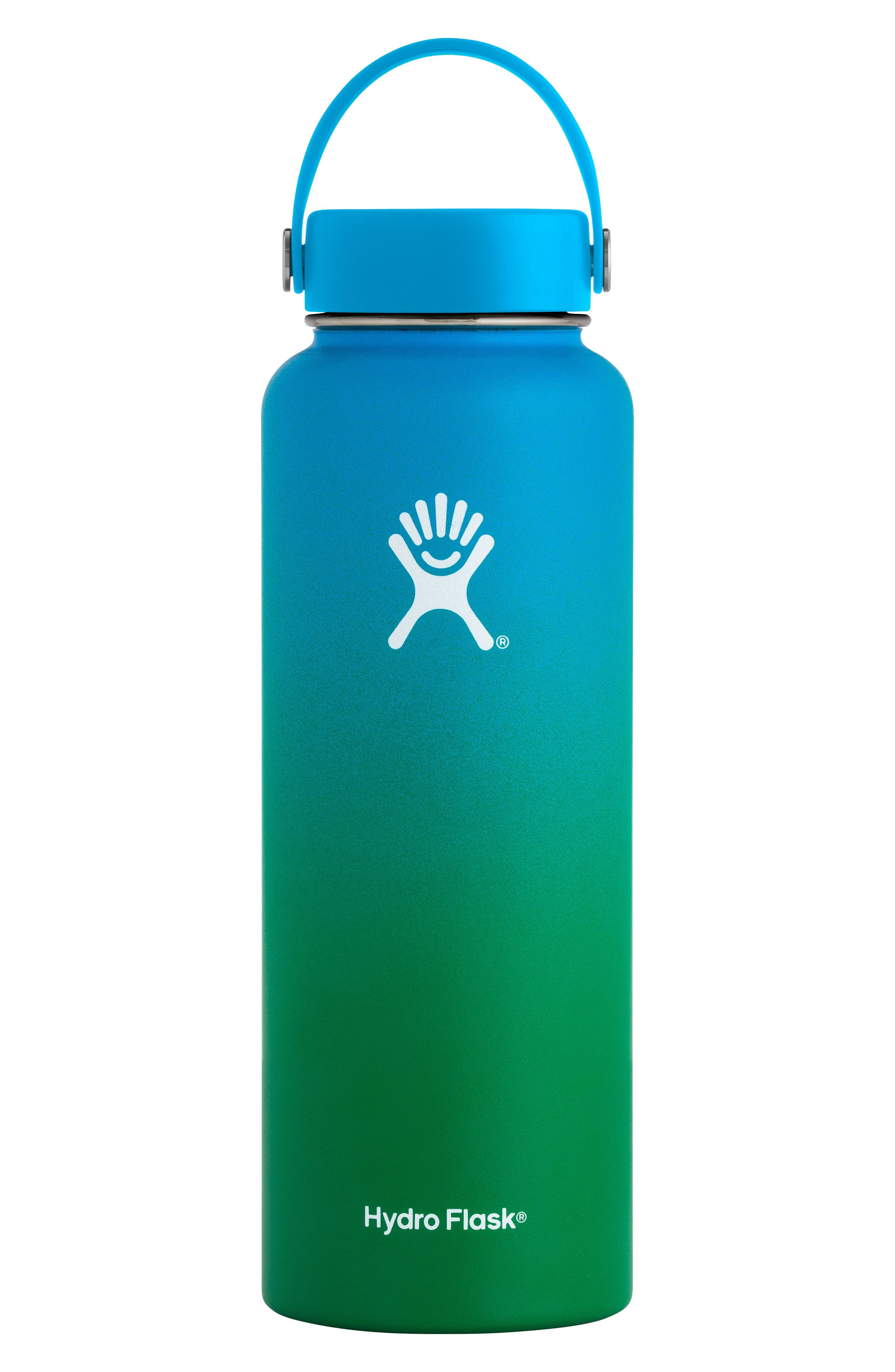 Hydro Flask Ombré Collection 40-Ounce Wide Mouth Cap Bottle