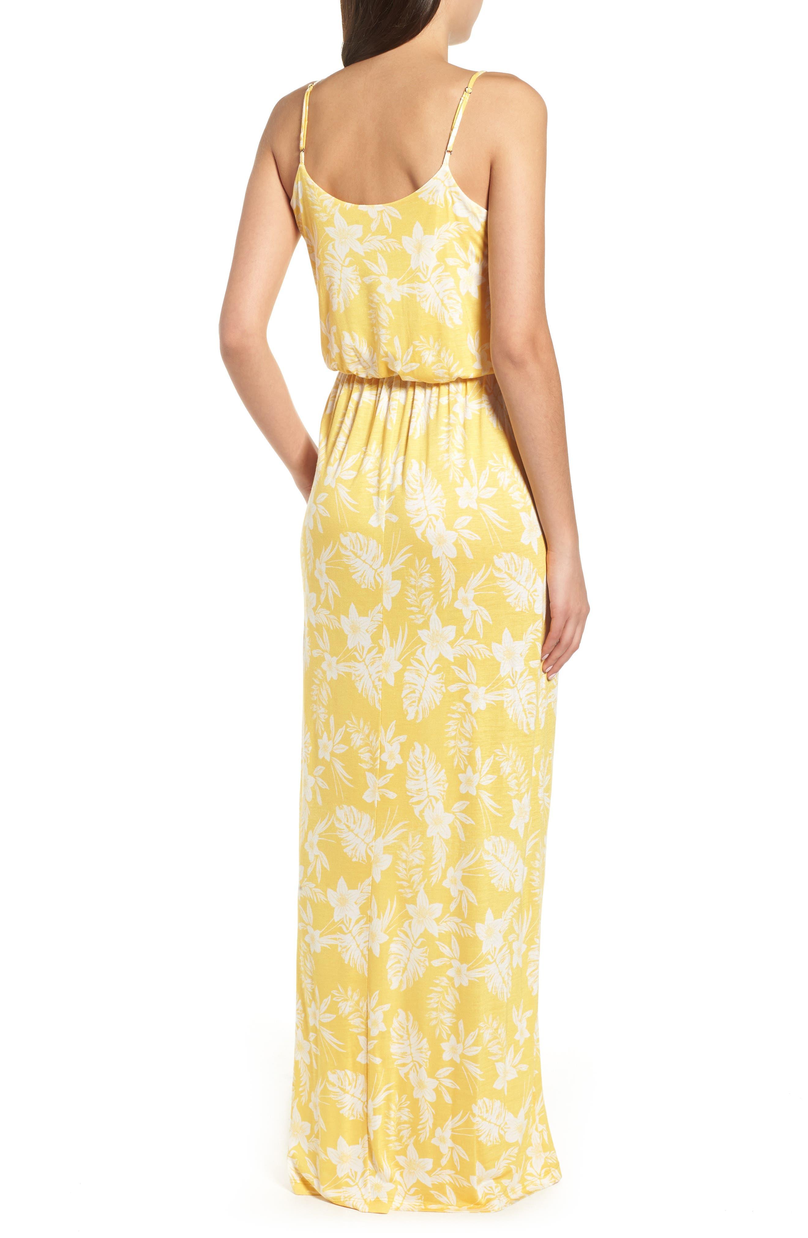 Women\'s Yellow Dresses | Nordstrom