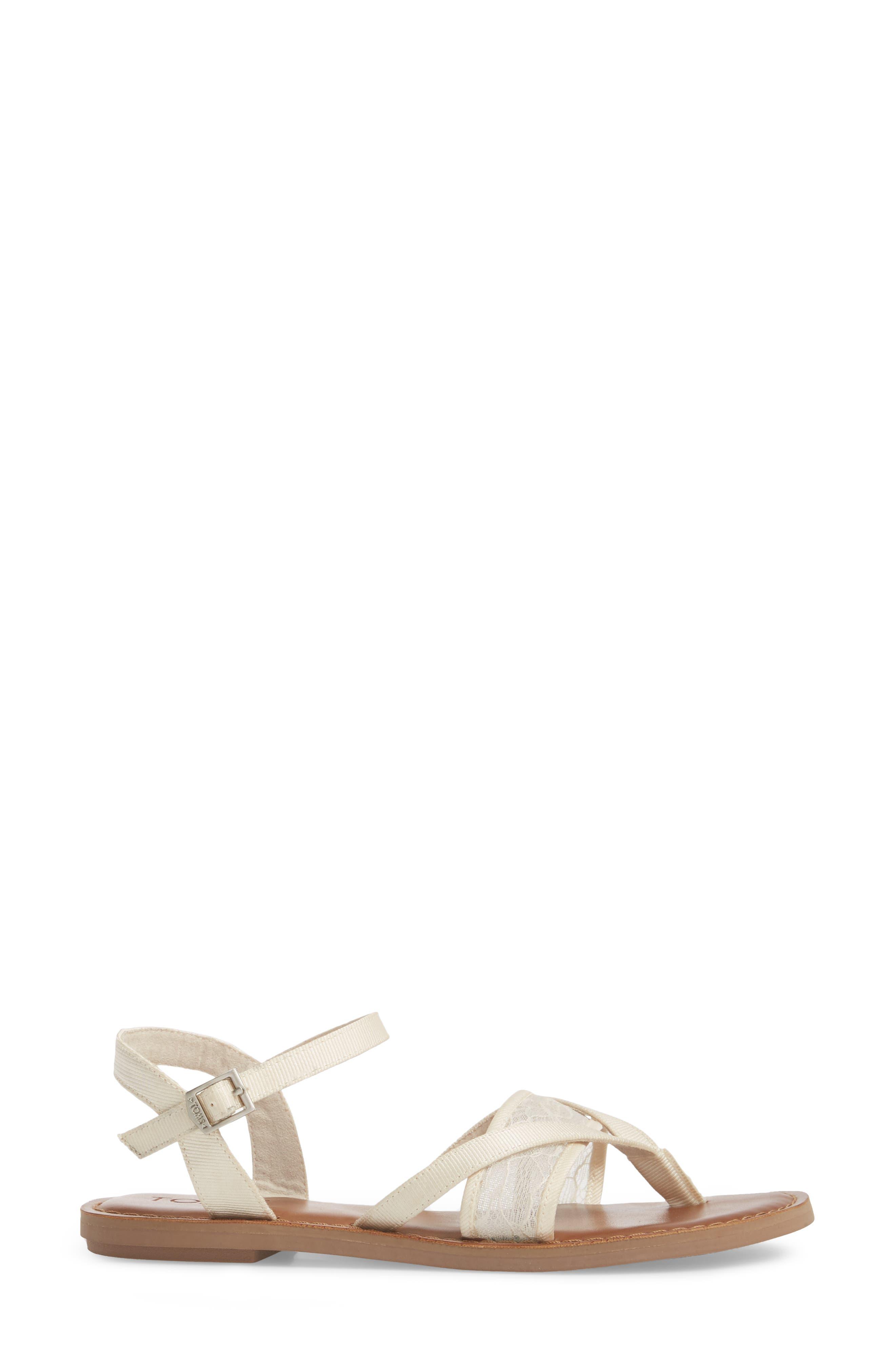 Alternate Image 3  - TOMS 'Lexie' Sandal (Women)