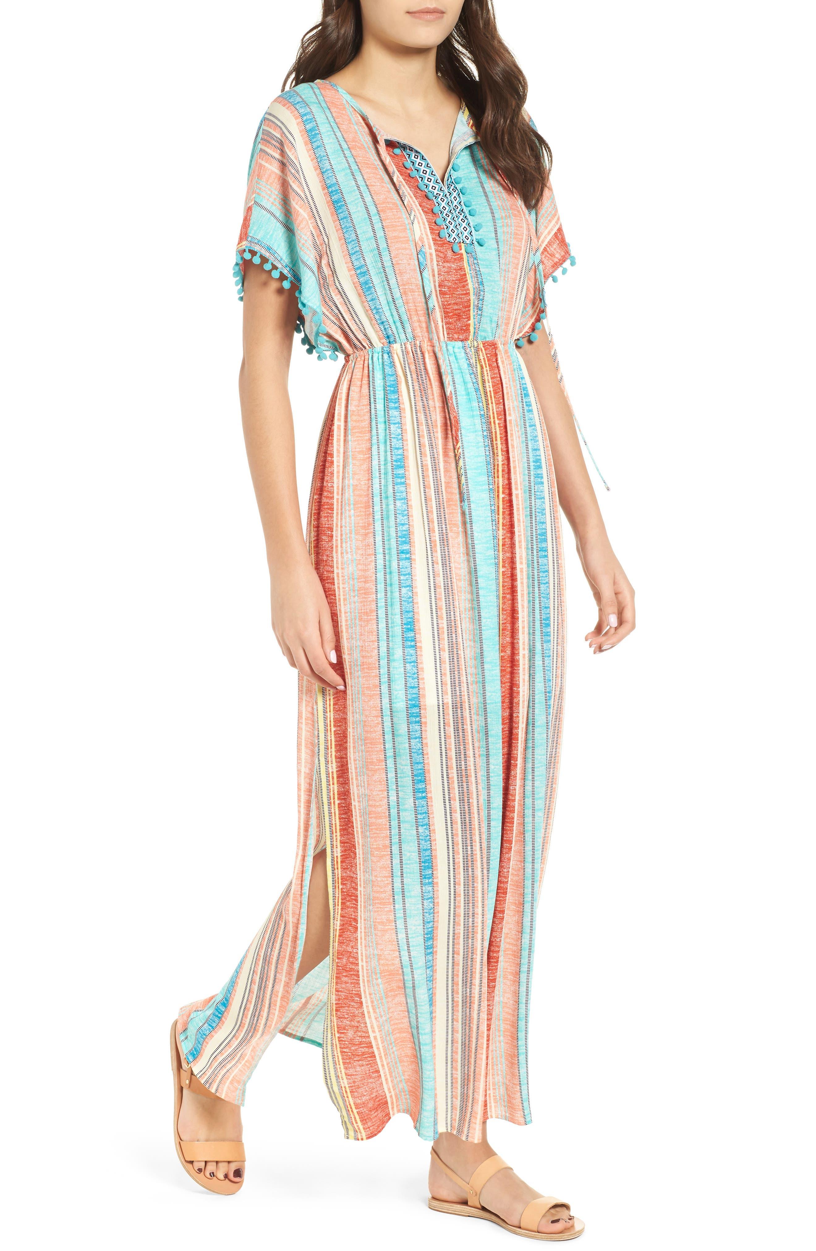 maxi dresses for short girls