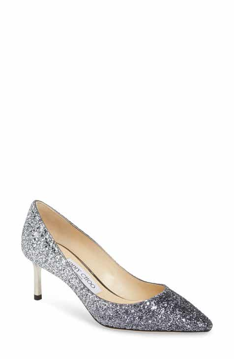 7a8a72723 Jimmy Choo Romy Glitter Pump (Women)