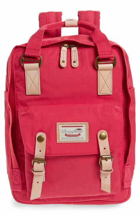 765df60223 Doughnut Macaroon Water Resistant Backpack