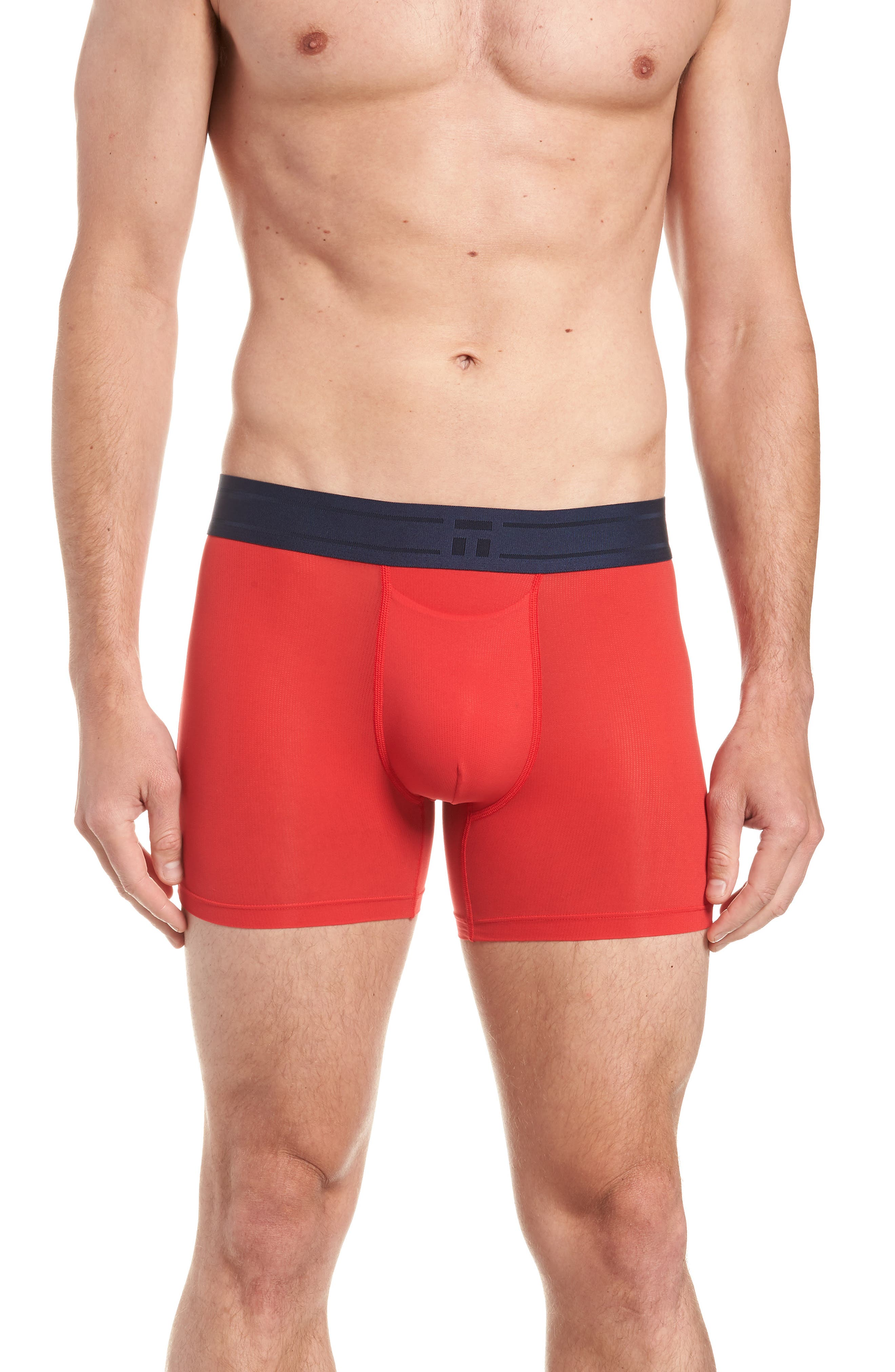 Air Trunks,                         Main,                         color, True Red