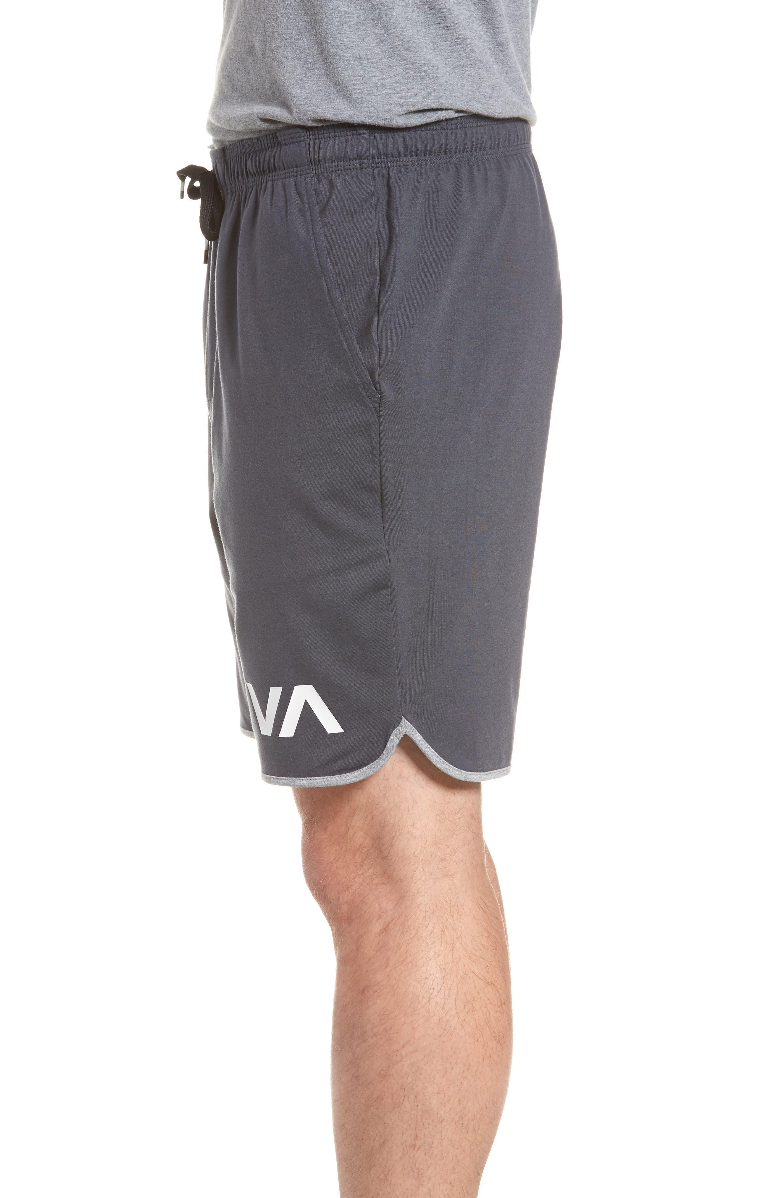 VA Sport II Shorts,                             Alternate thumbnail 3, color,                             Slate
