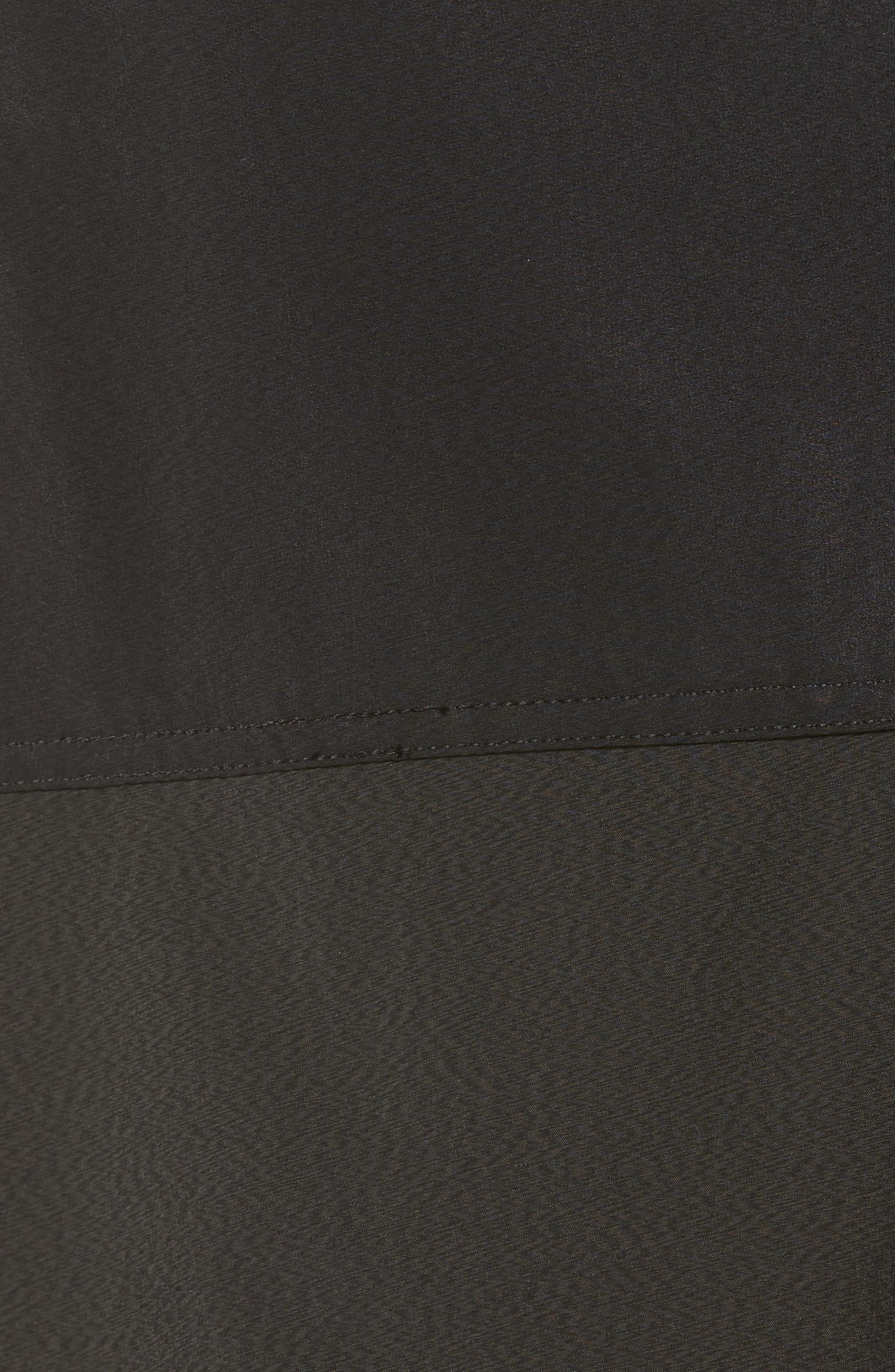 Surf 'n Turf Block Hybrid Shorts,                             Alternate thumbnail 5, color,                             Black