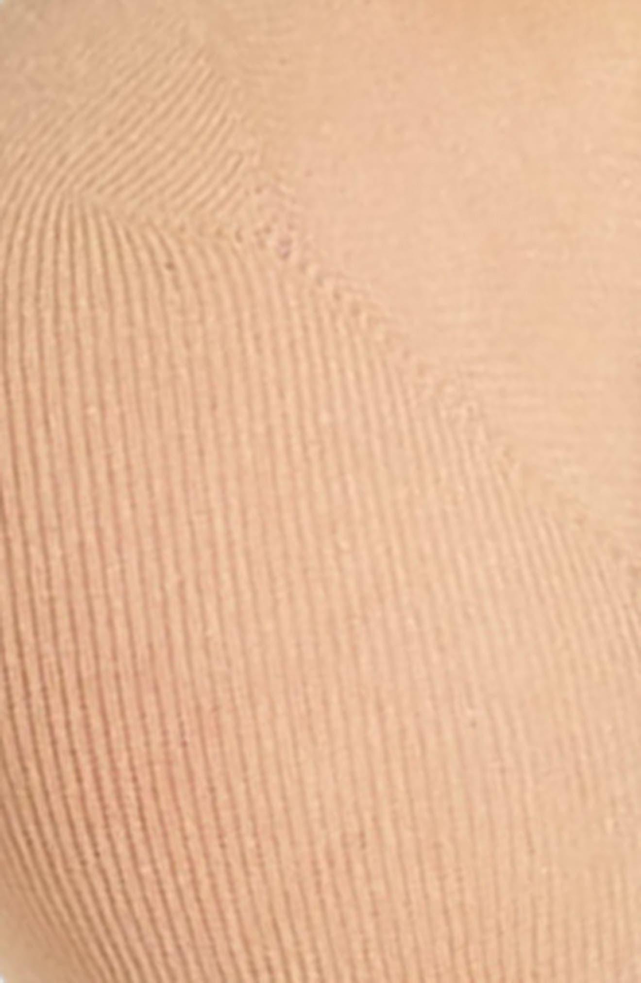No-Show Socks,                             Alternate thumbnail 3, color,                             Cream