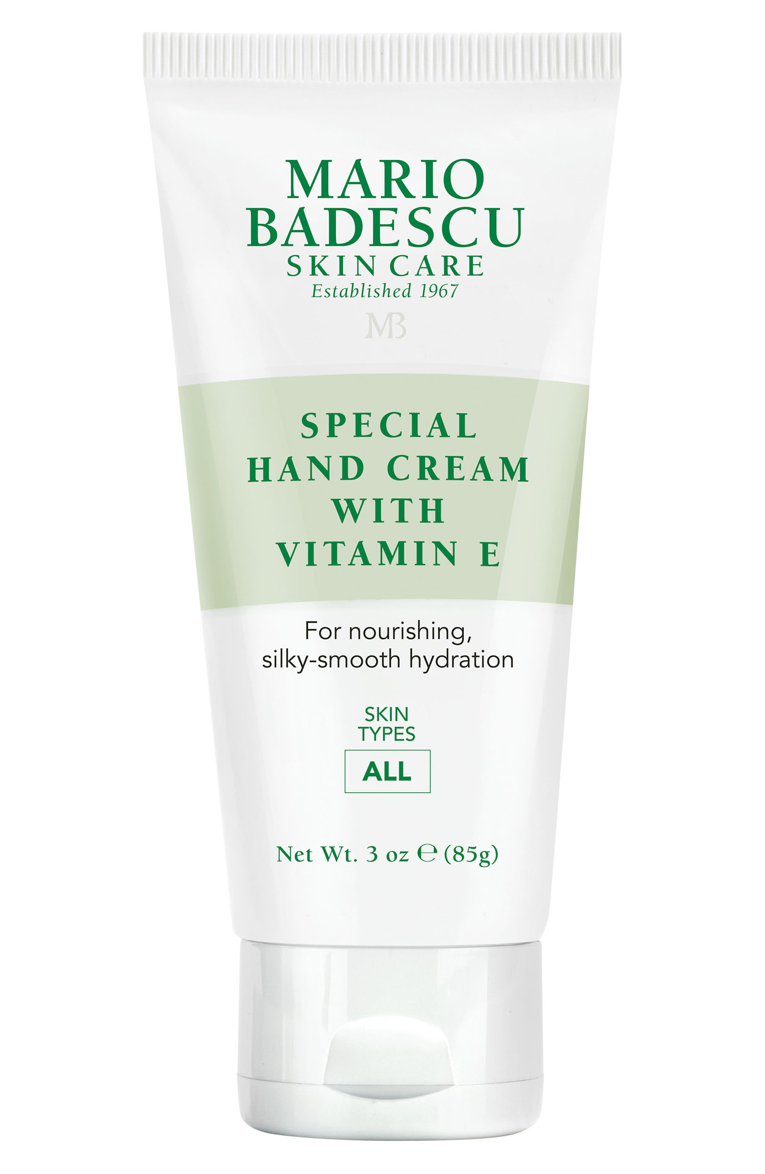Special Hand Cream with Vitamin E,                             Main thumbnail 1, color,                             No Color