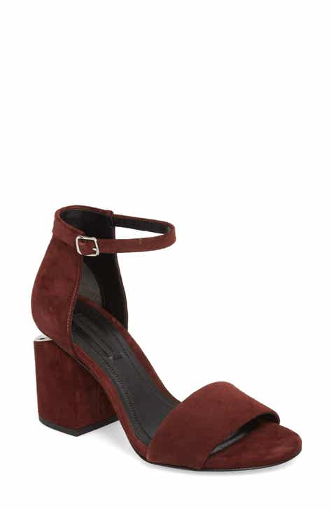 ffb34c82094 Alexander Wang Abby Ankle Strap Sandal (Women)