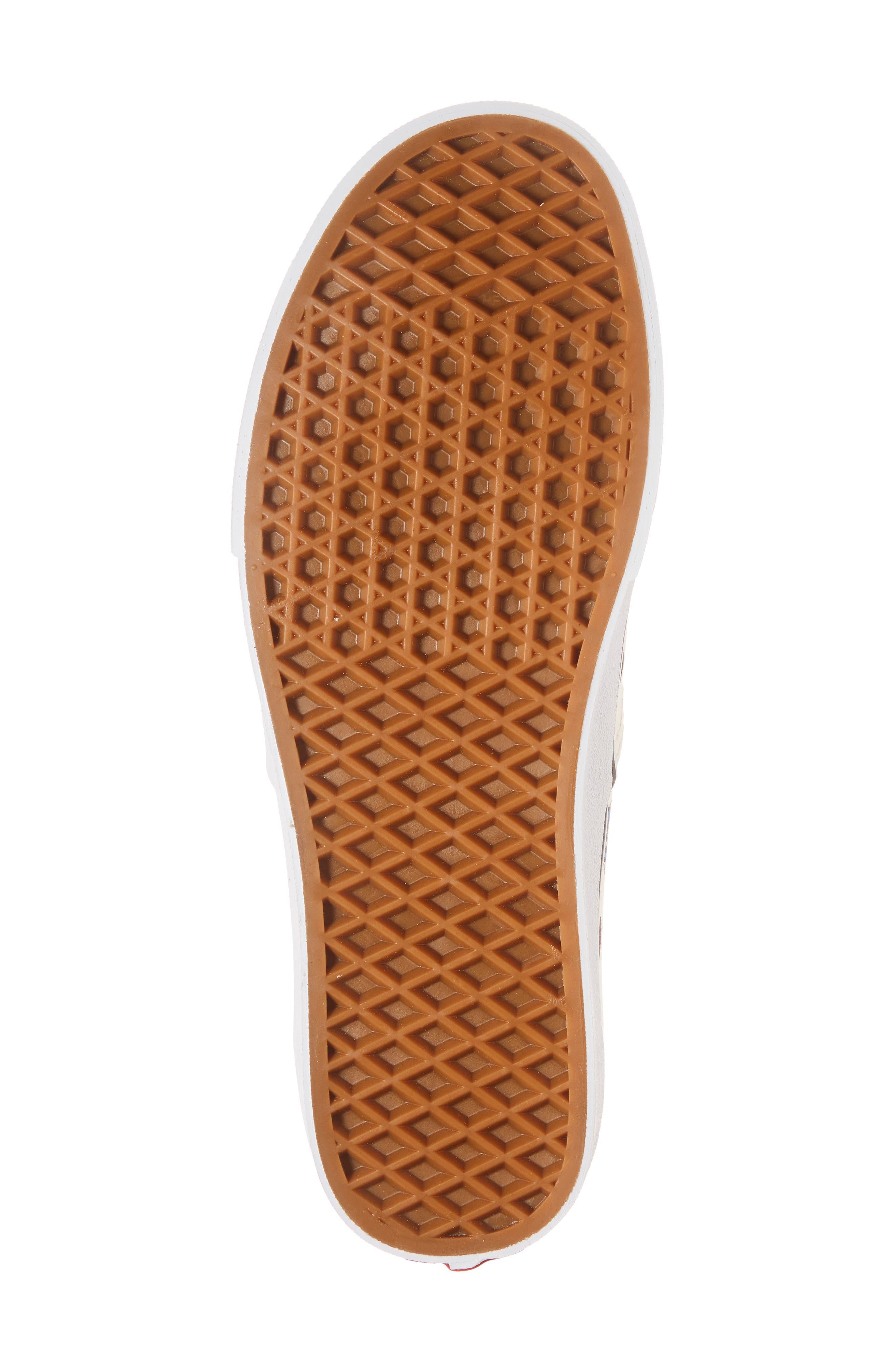 x Marvel<sup>®</sup> UA Authentic Sneaker,                             Alternate thumbnail 6, color,                             Avengers Blue