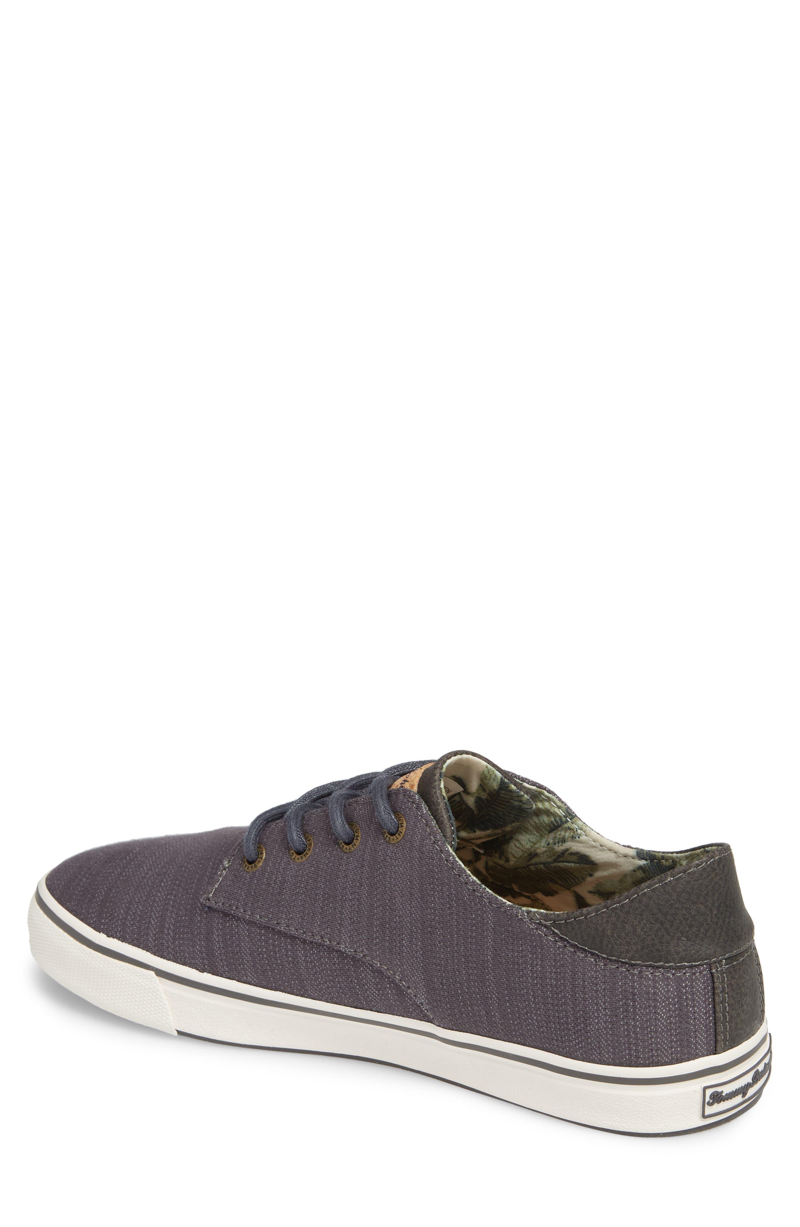 Dune Sneaker,                             Alternate thumbnail 2, color,                             Grey Denim