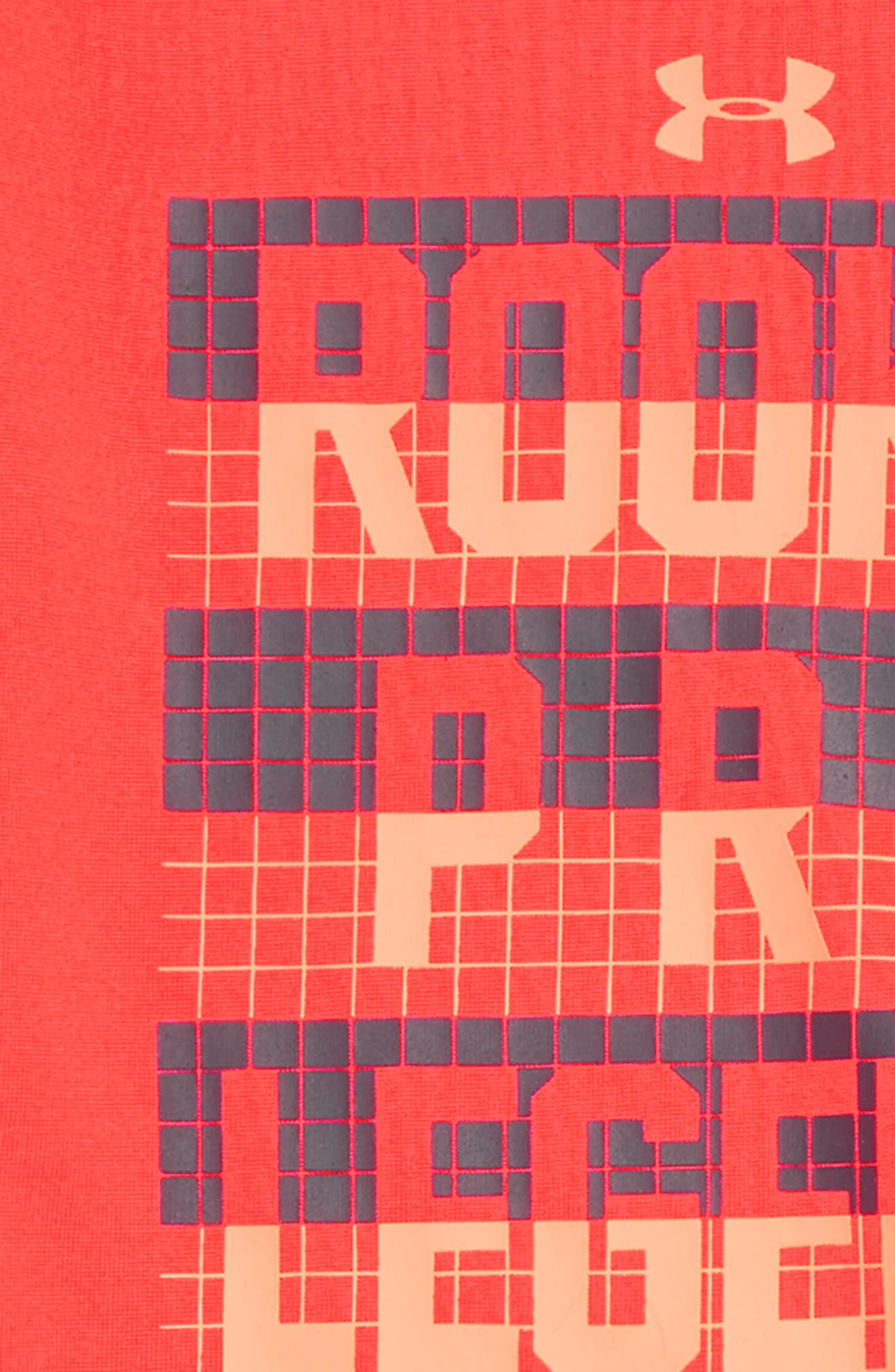 Rookie Pro Bodysuit & Sweatpants Set,                             Alternate thumbnail 2, color,                             Neon Coral