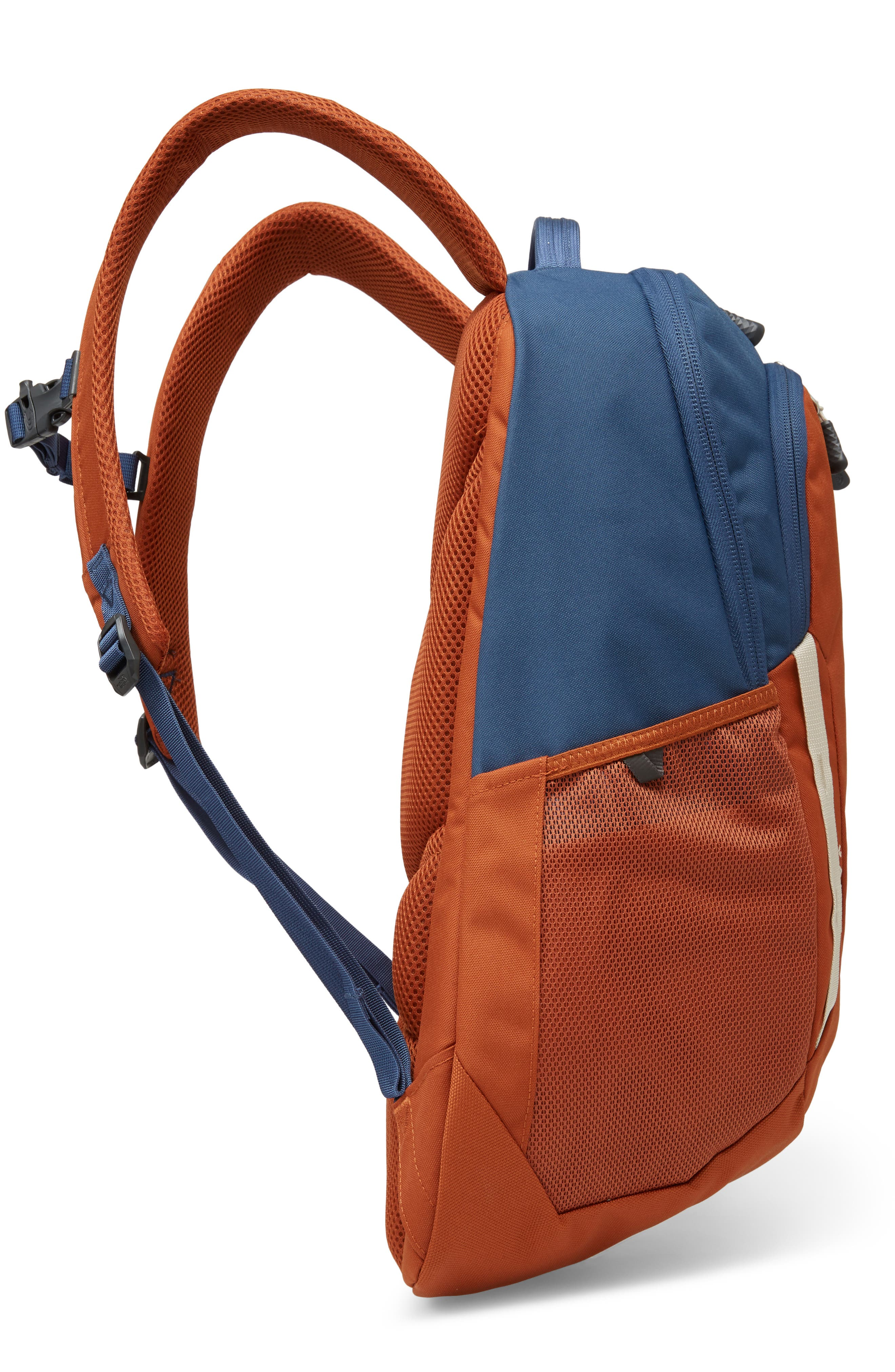 Vault Backpack,                             Alternate thumbnail 5, color,                             Shady Blue/ Gingerbread