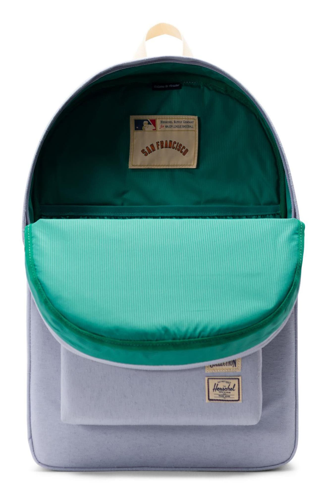 Heritage - MLB Cooperstown Collection Backpack,                             Alternate thumbnail 4, color,                             San Francisco Giants