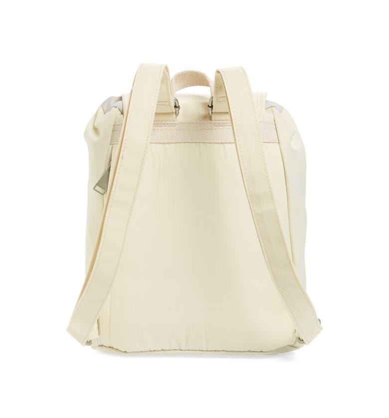 020a8baeabbb Doughnut Mini Montana Water Repellent Backpack - White In Cream ...