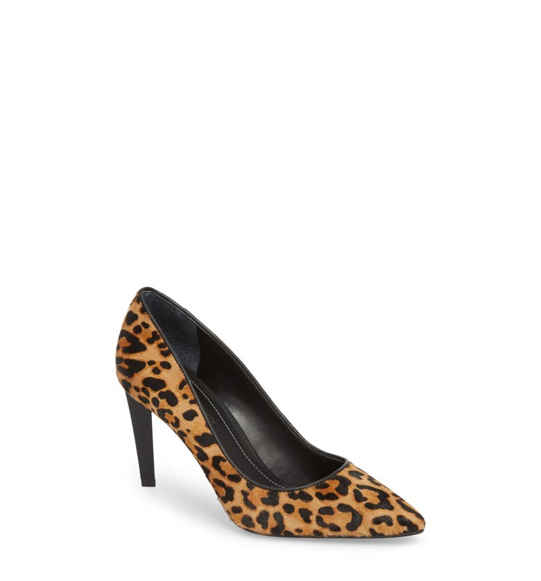 Kendall + Kylie MYRA GENUINE CALF HAIR PUMP