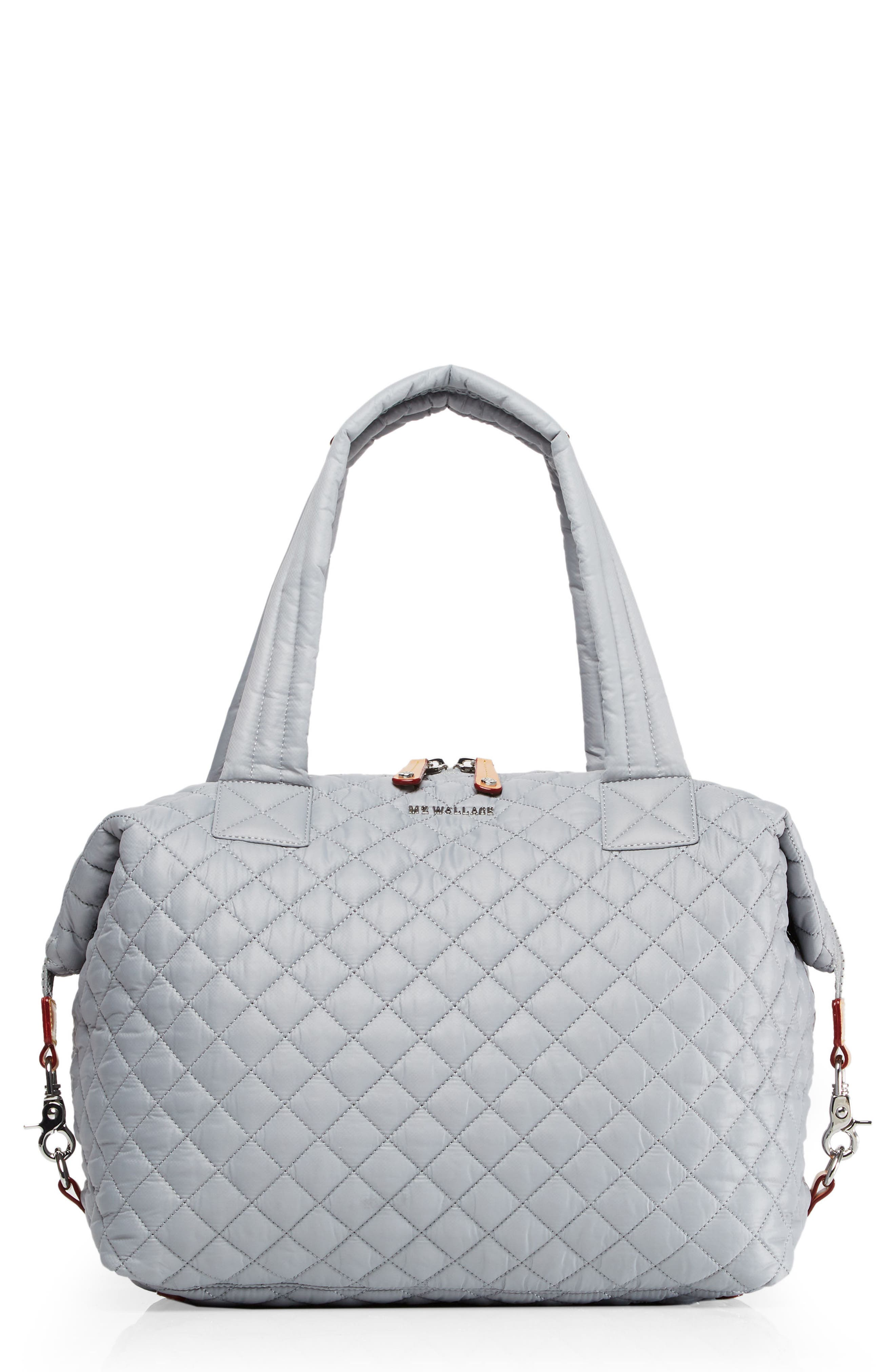 Large Sutton Tote - Grey in Dove Grey