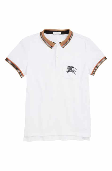 5af236a65 Burberry Noel Polo (Toddler Boys