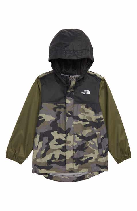 758ab4b1cde3 The North Face Tailout Hooded Rain Jacket (Toddler Boys   Little Boys)