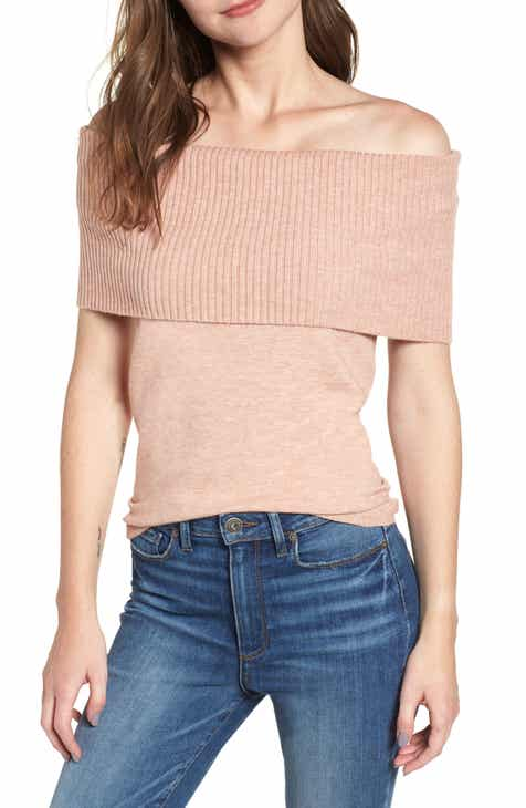 ccb114b725 Bishop + Young Off the Shoulder Sweater