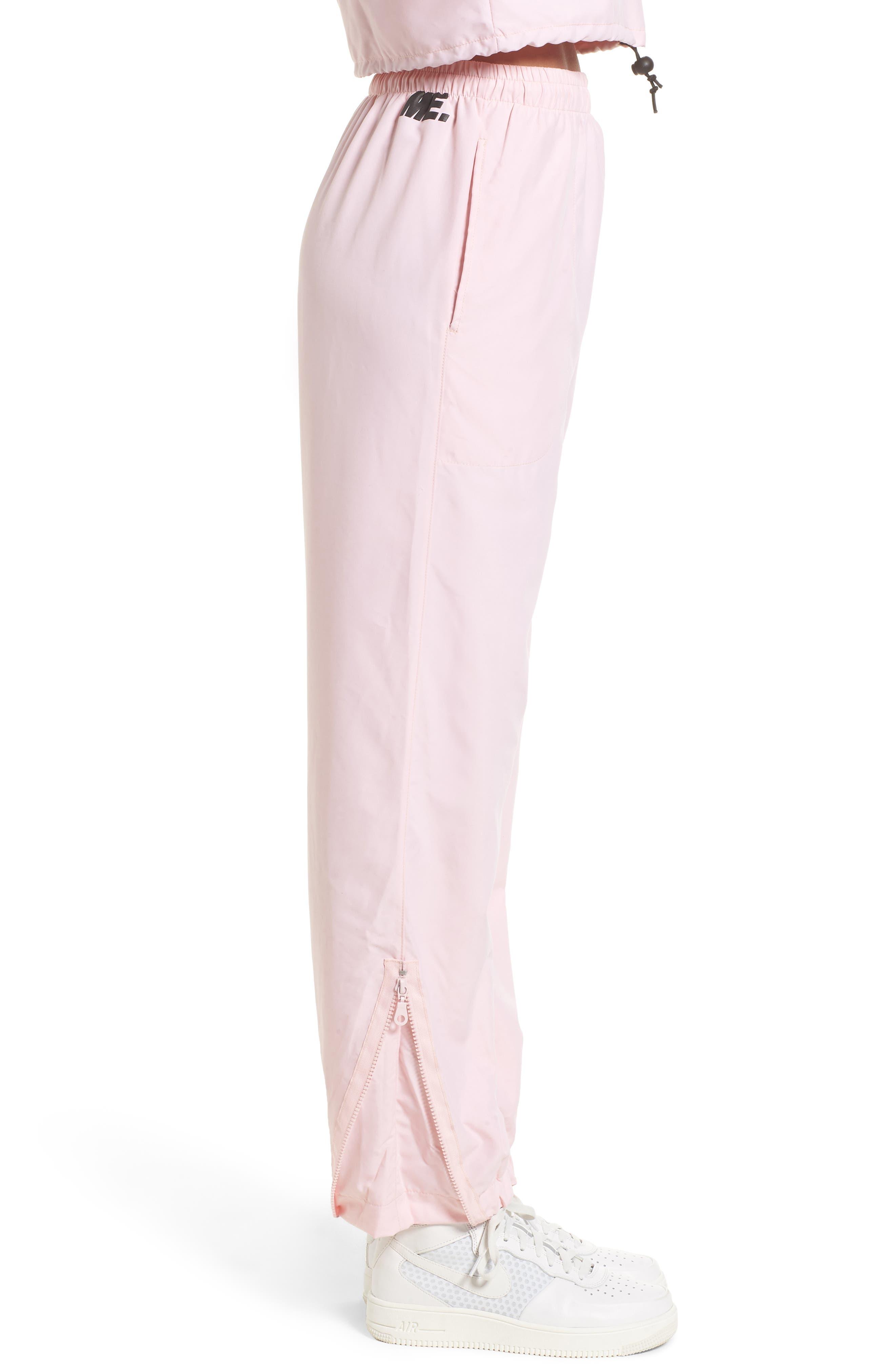 Windbreaker Pants,                             Alternate thumbnail 5, color,                             Pink