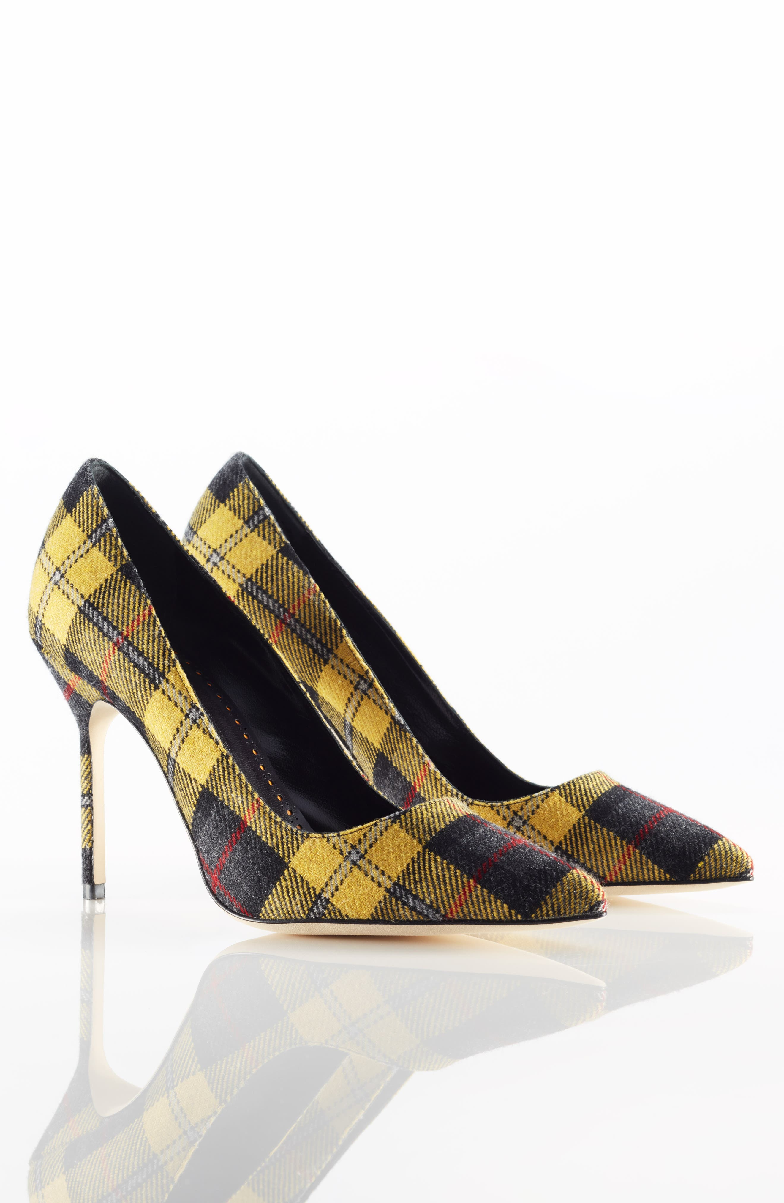 Pointy Toe Pump,                             Alternate thumbnail 7, color,