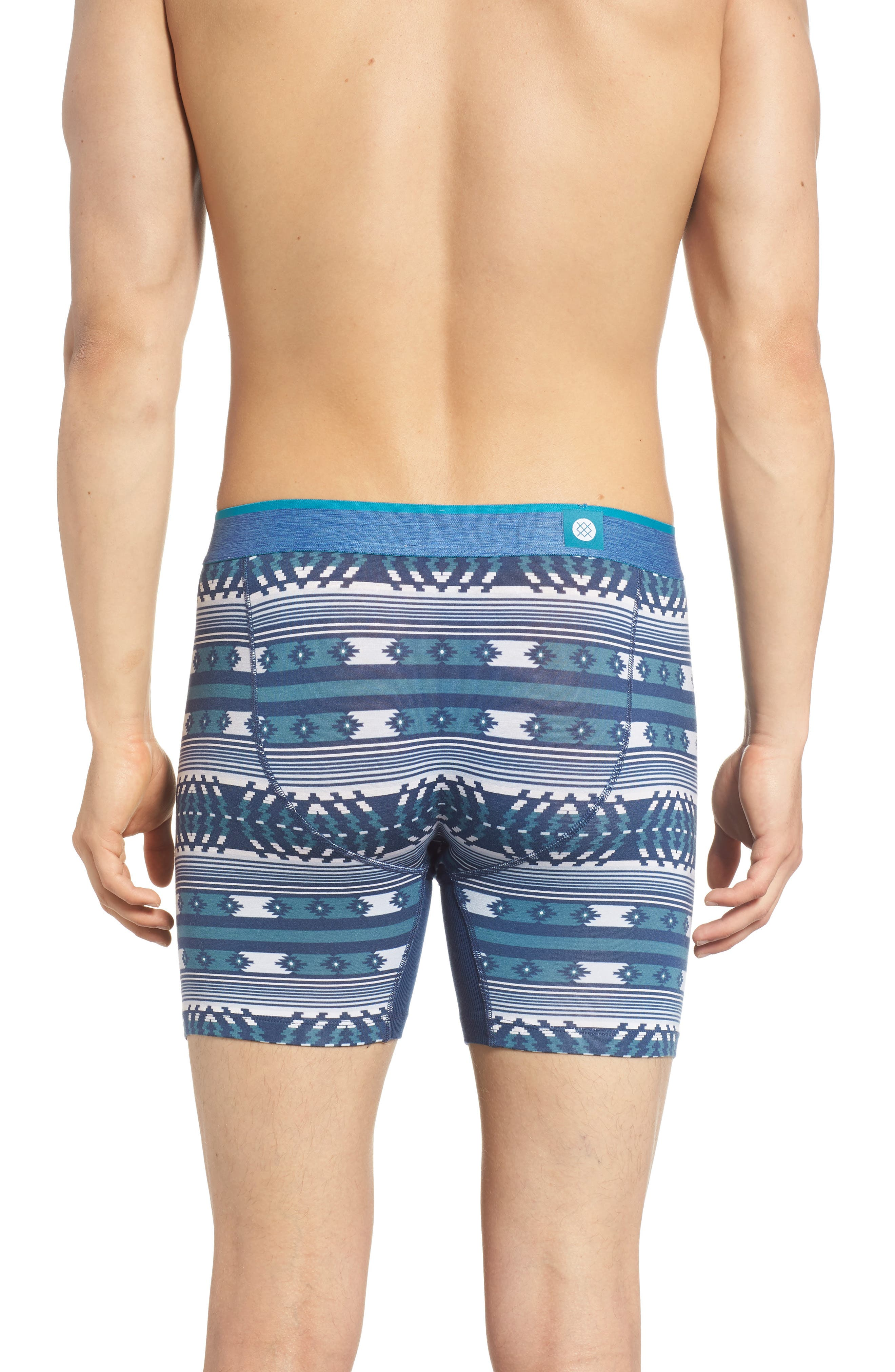 Lightning Boxer Briefs,                             Alternate thumbnail 2, color,                             Blue