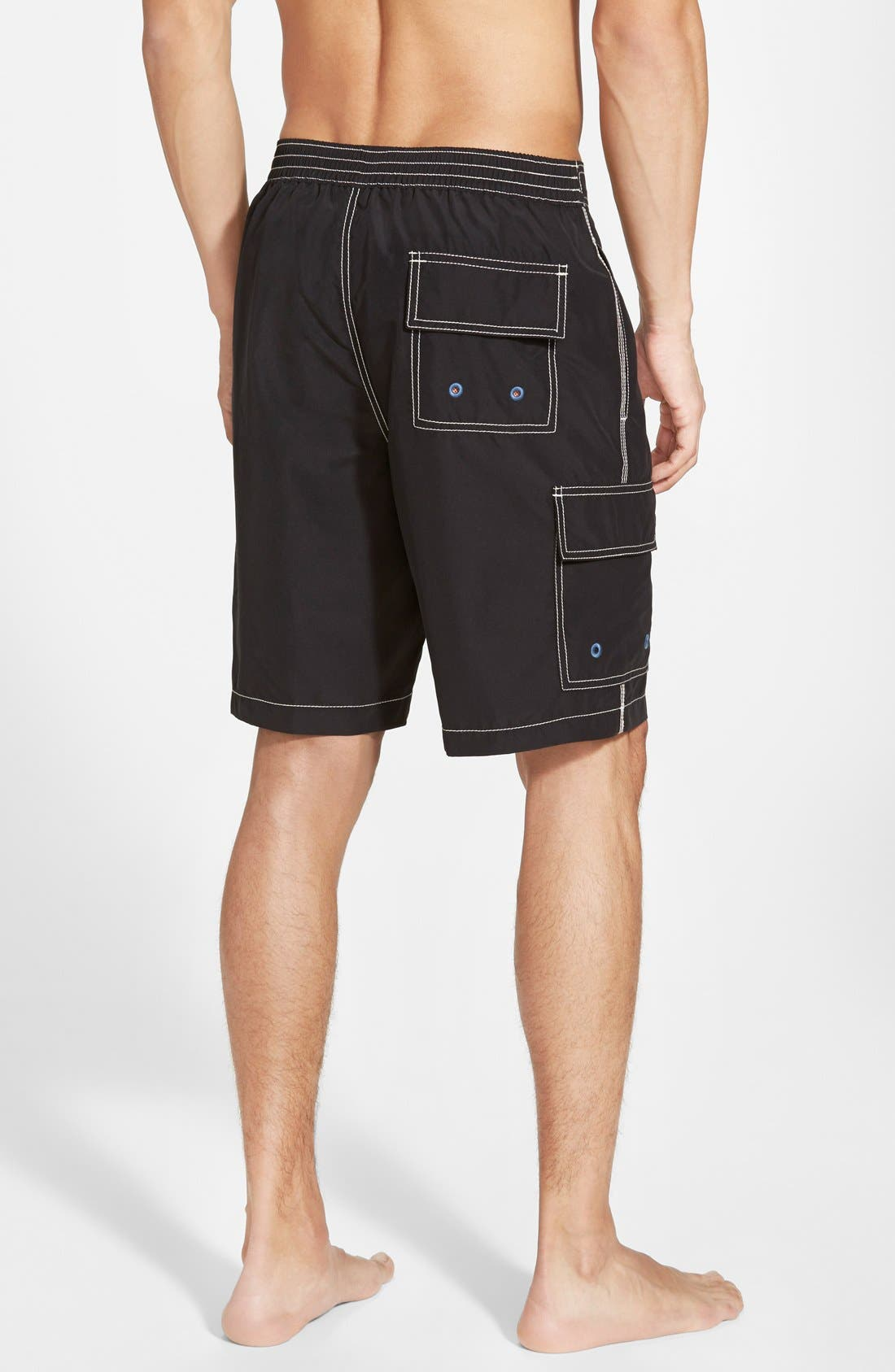 Alternate Image 2  - Tommy Bahama 'Baja Poolside' Board Shorts