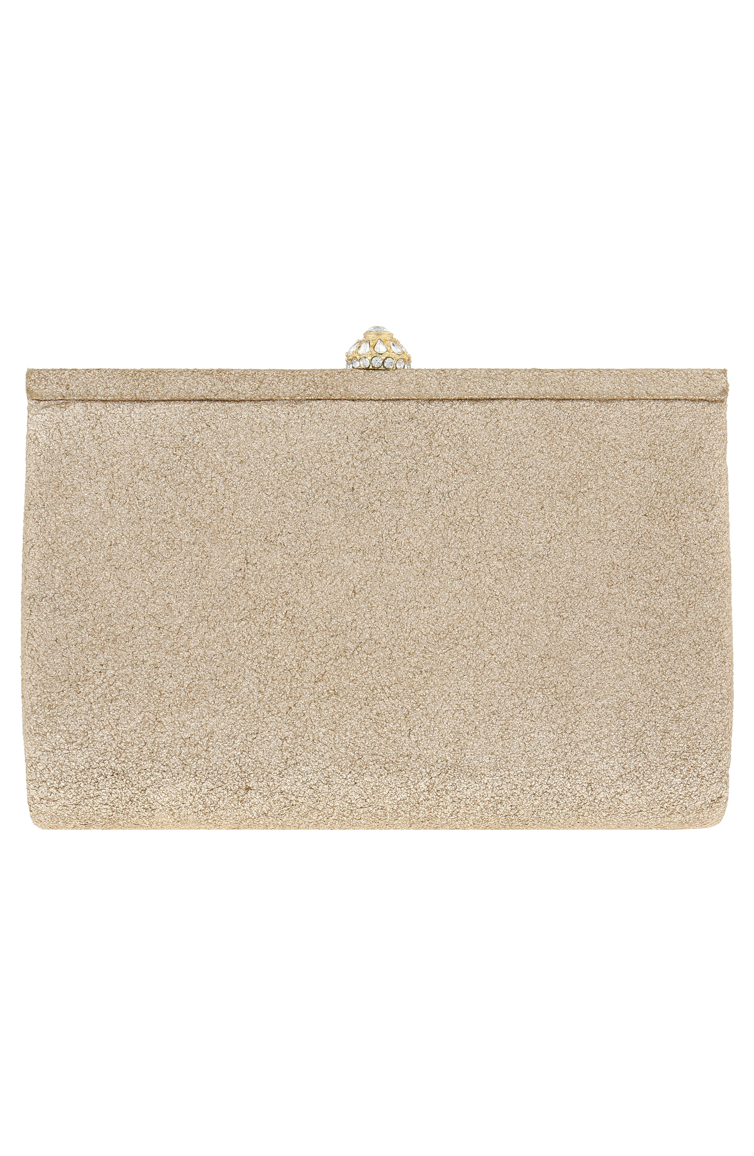 Galaxy Embellished Clutch,                             Alternate thumbnail 2, color,                             Platino