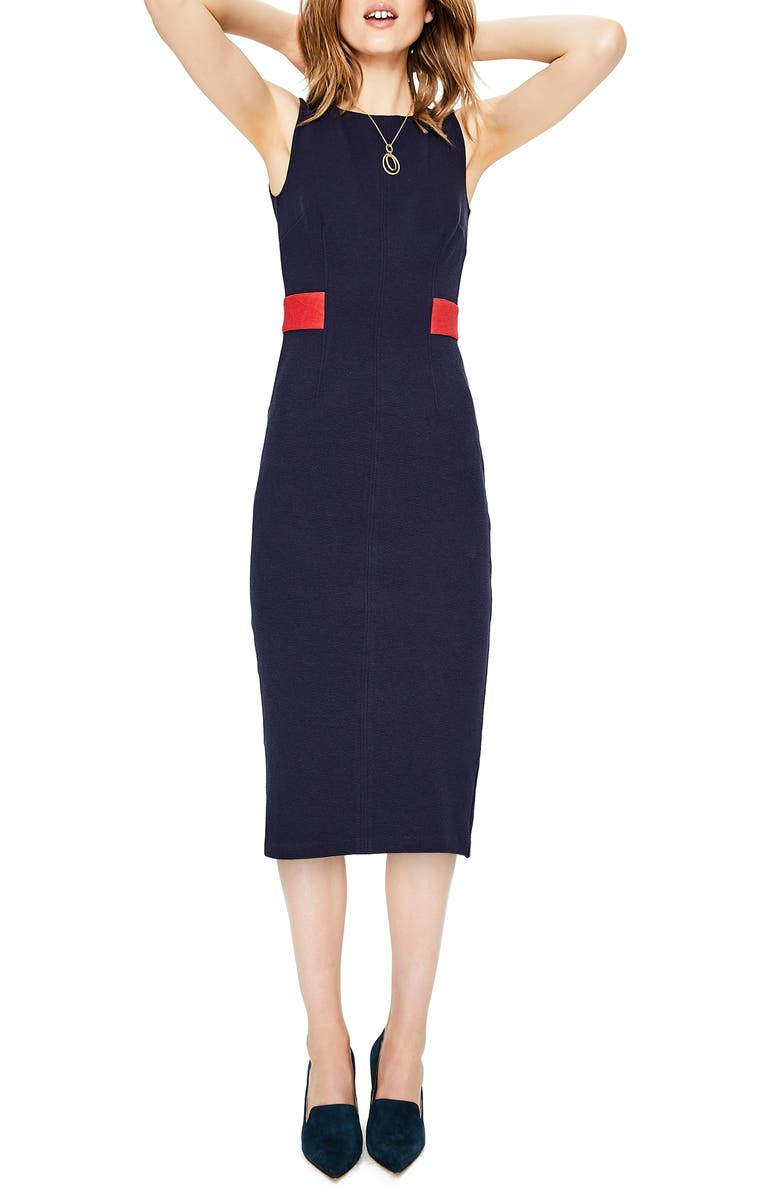 Primrose Ottoman Sheath Dress